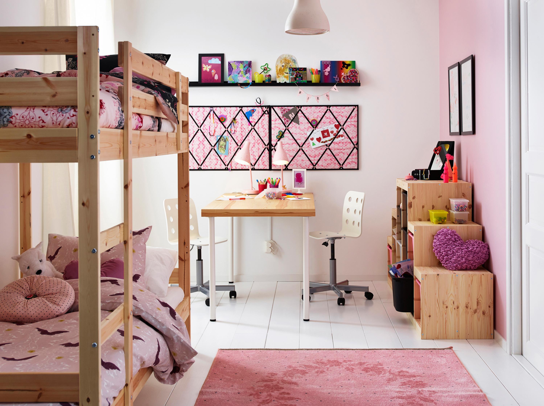 Etagenbett Mädchen : Praktisch und platzsparend: das etagenbett