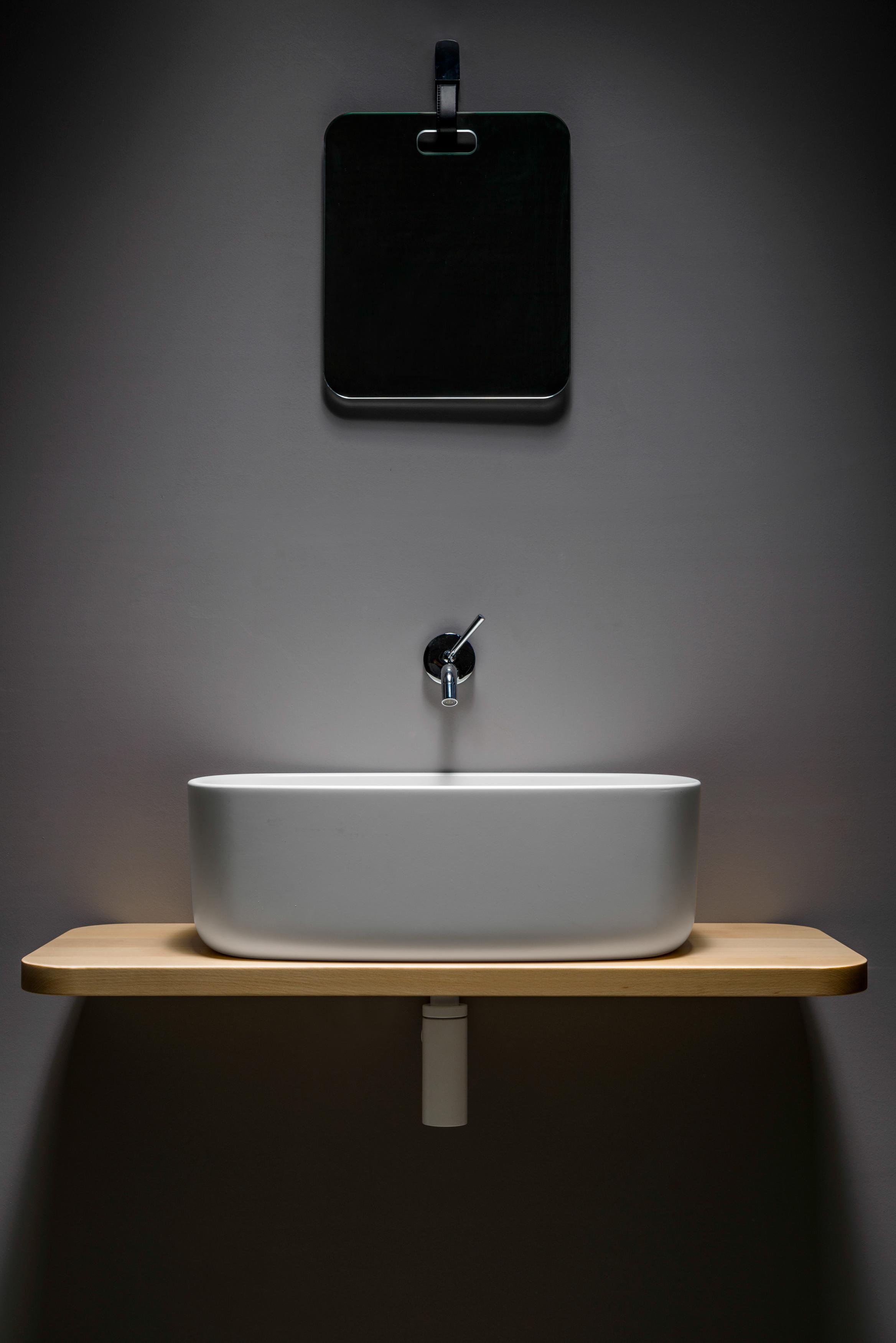 Ever Waschtisch Mit Konsole #bad #badezimmer #waschtisch #waschbecken ©ever