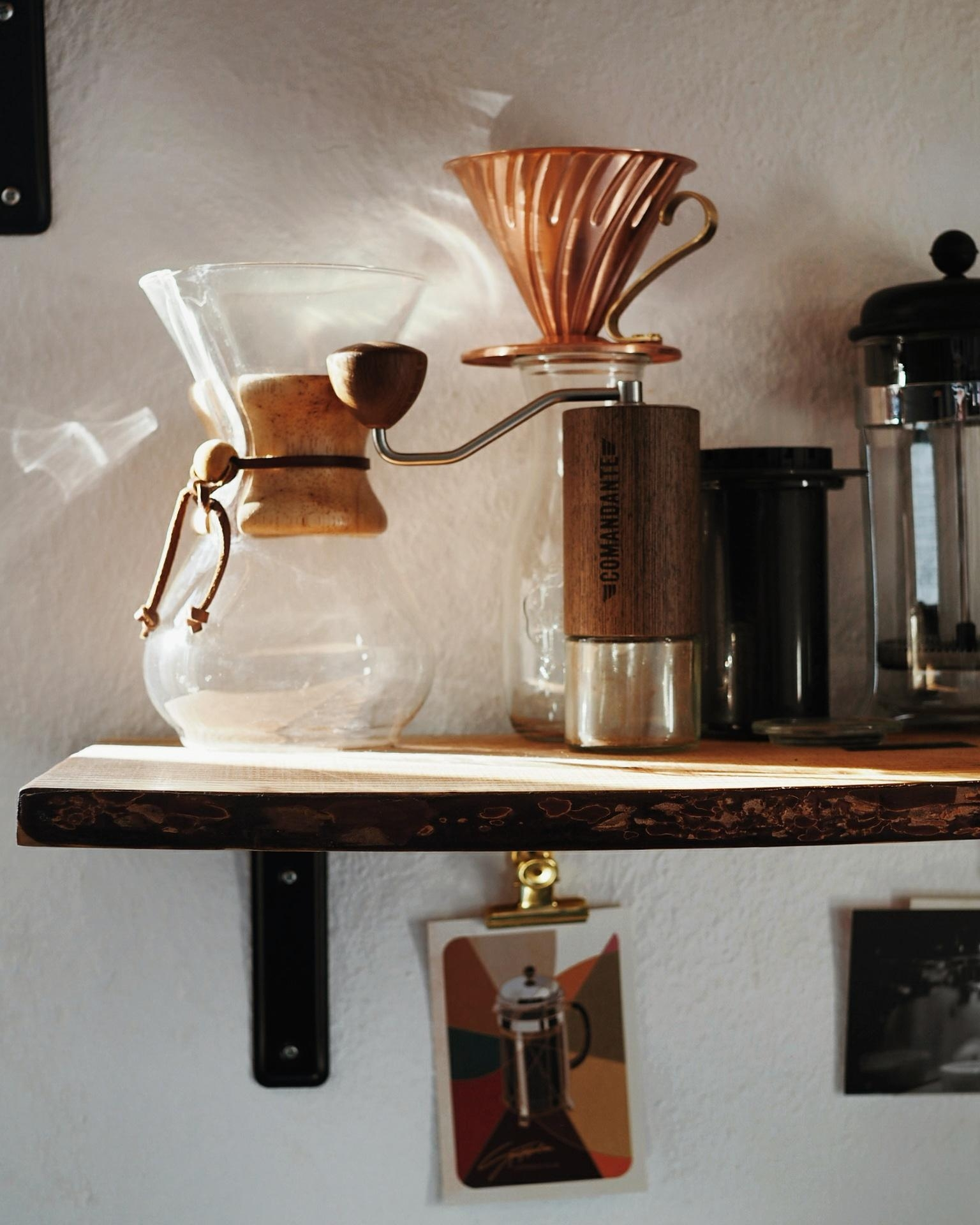 Everyday is a coffee day.