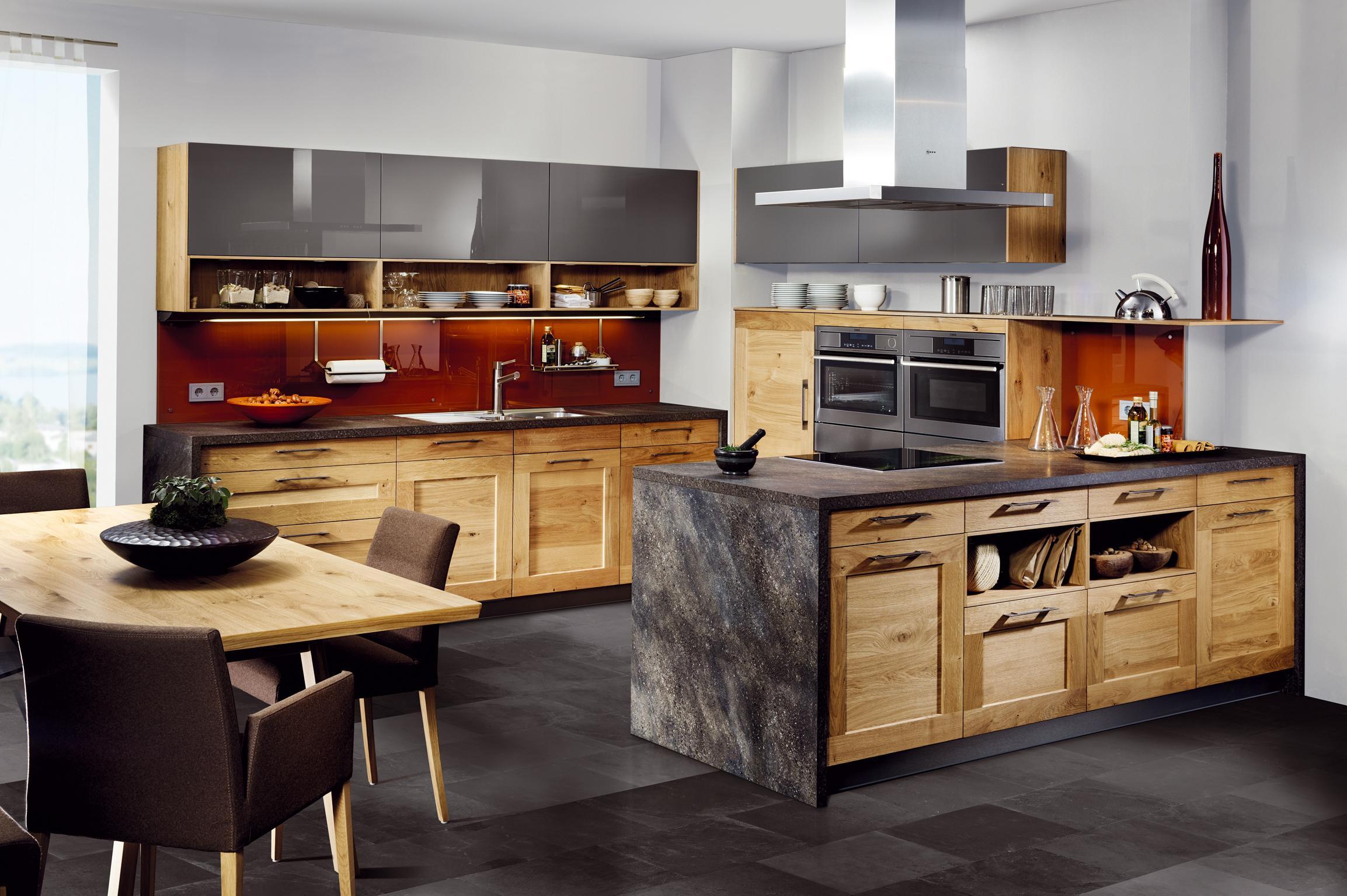 Küche landhausstil modern  Küchen im Landhausstil • Bilder & Ideen • COUCHstyle