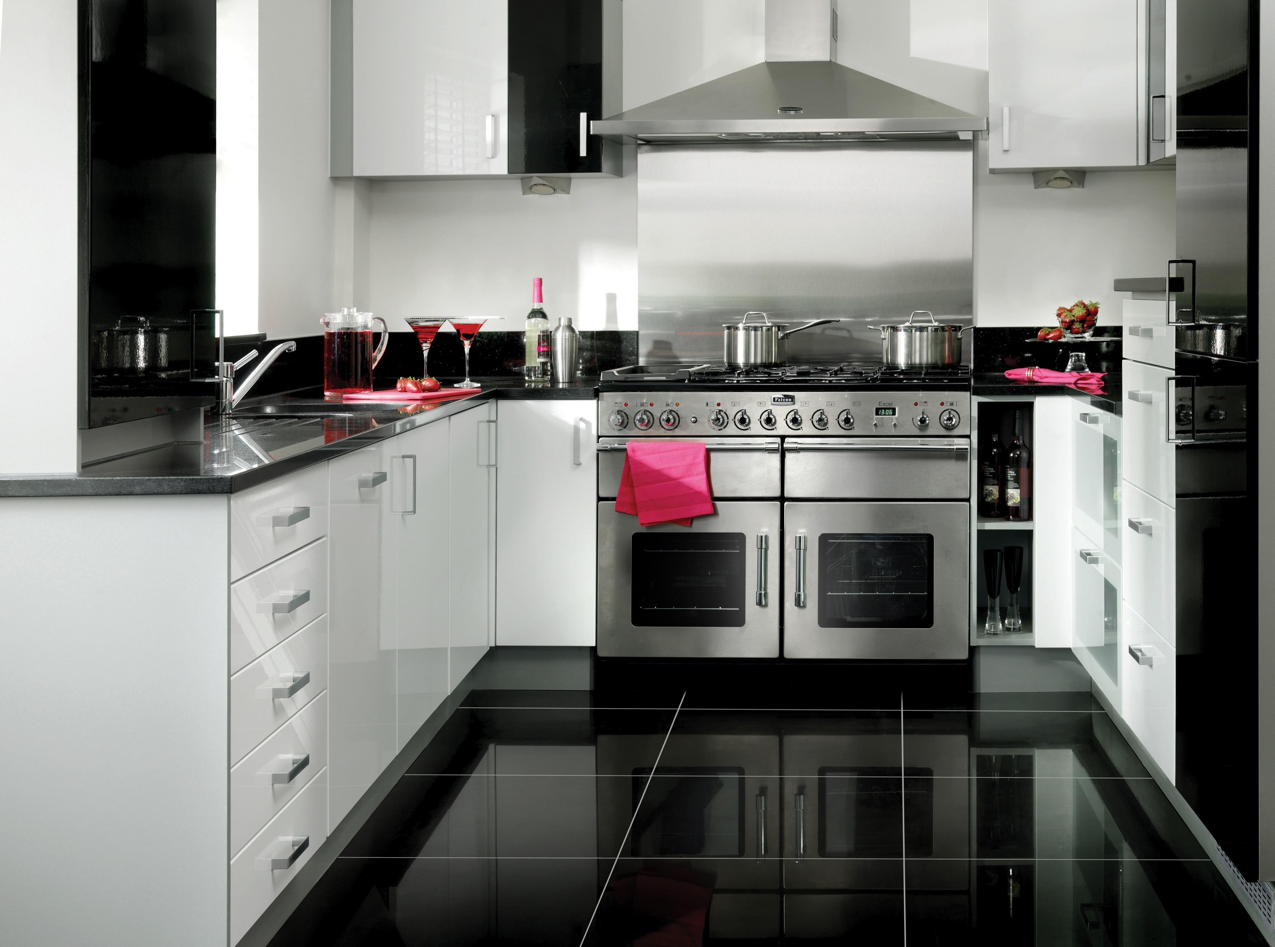 Graue kuche o bilder ideen o couchstyle for Falcon küche