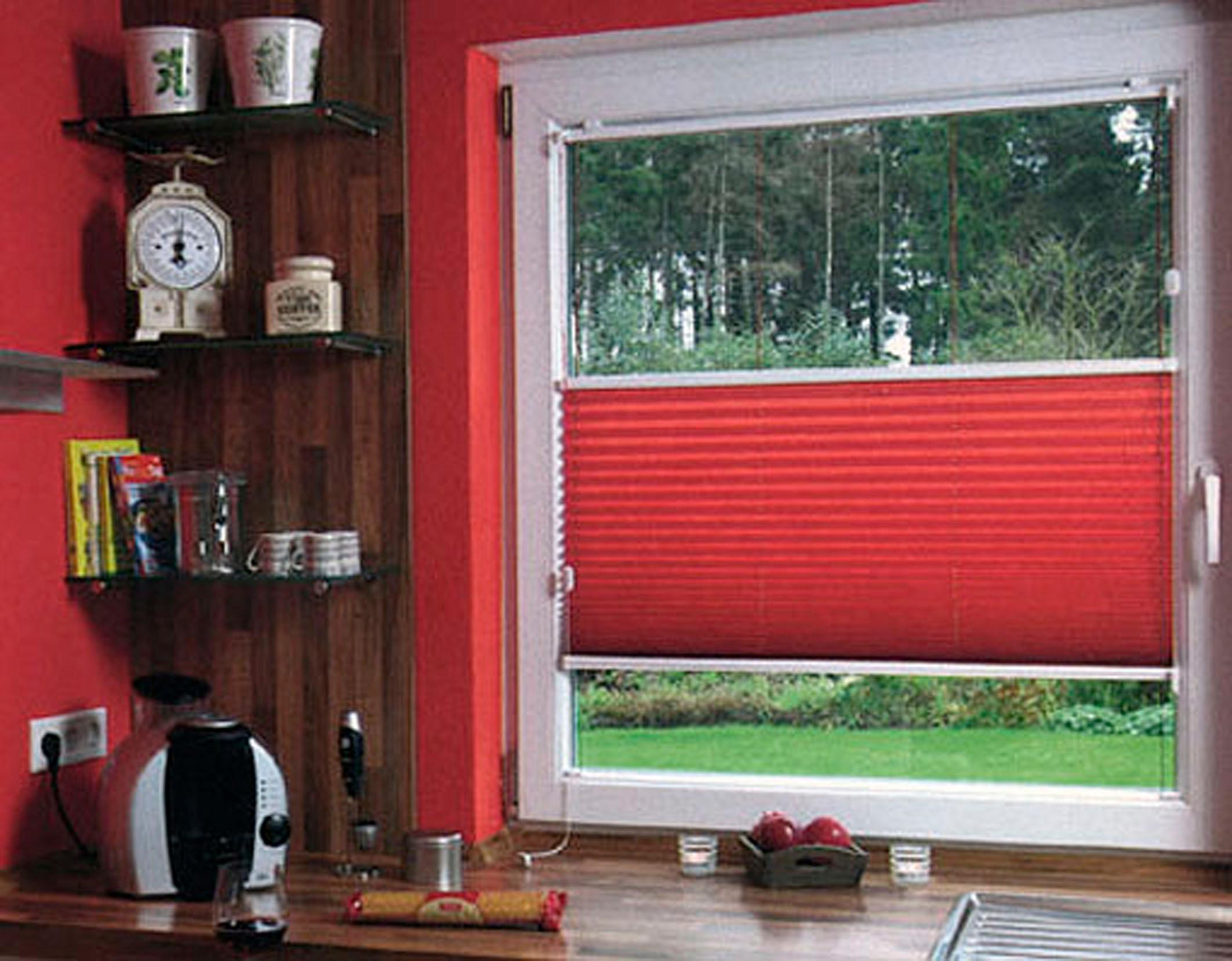 Plissee Küche küchenfront bilder ideen couchstyle