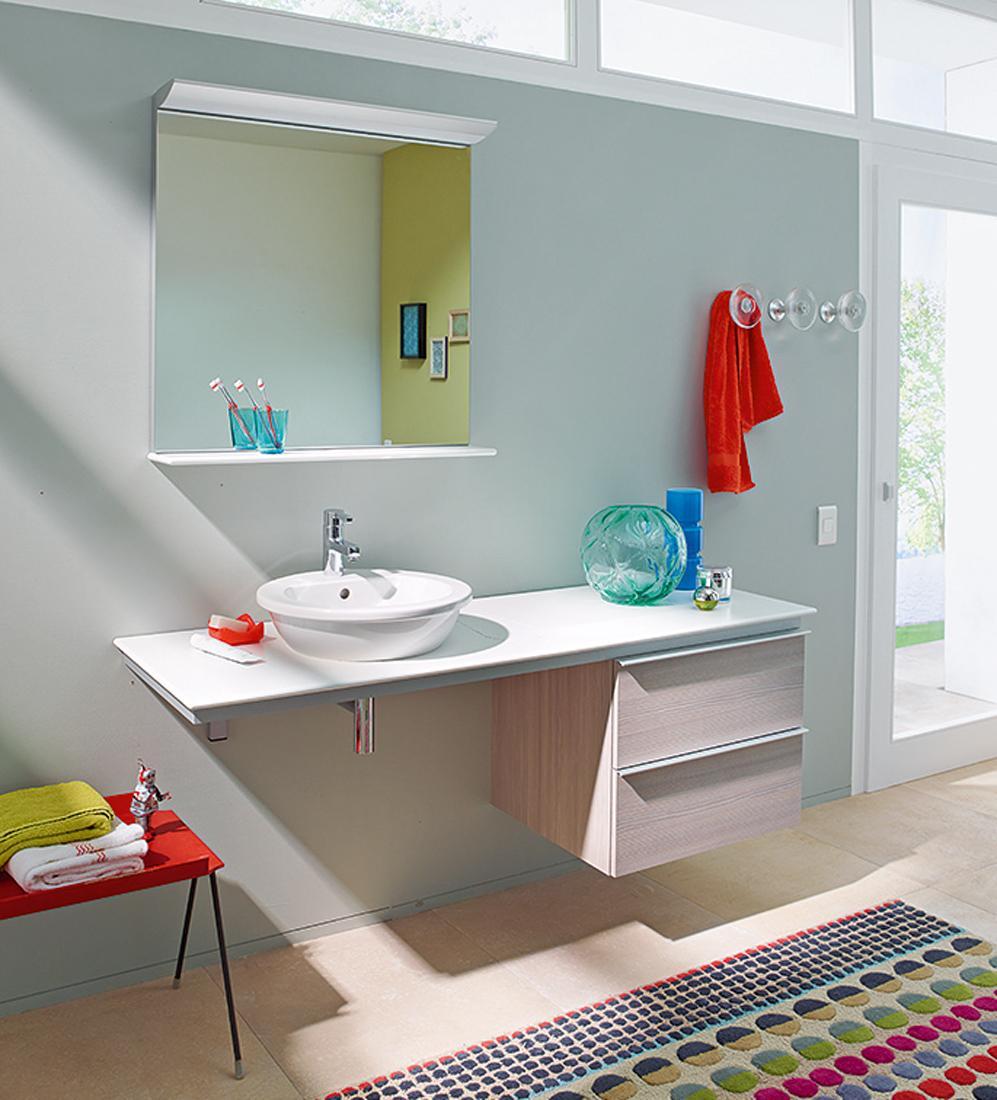 Badezimmer Teppich • Bilder & Ideen • COUCHstyle | {Badezimmer tisch 92}