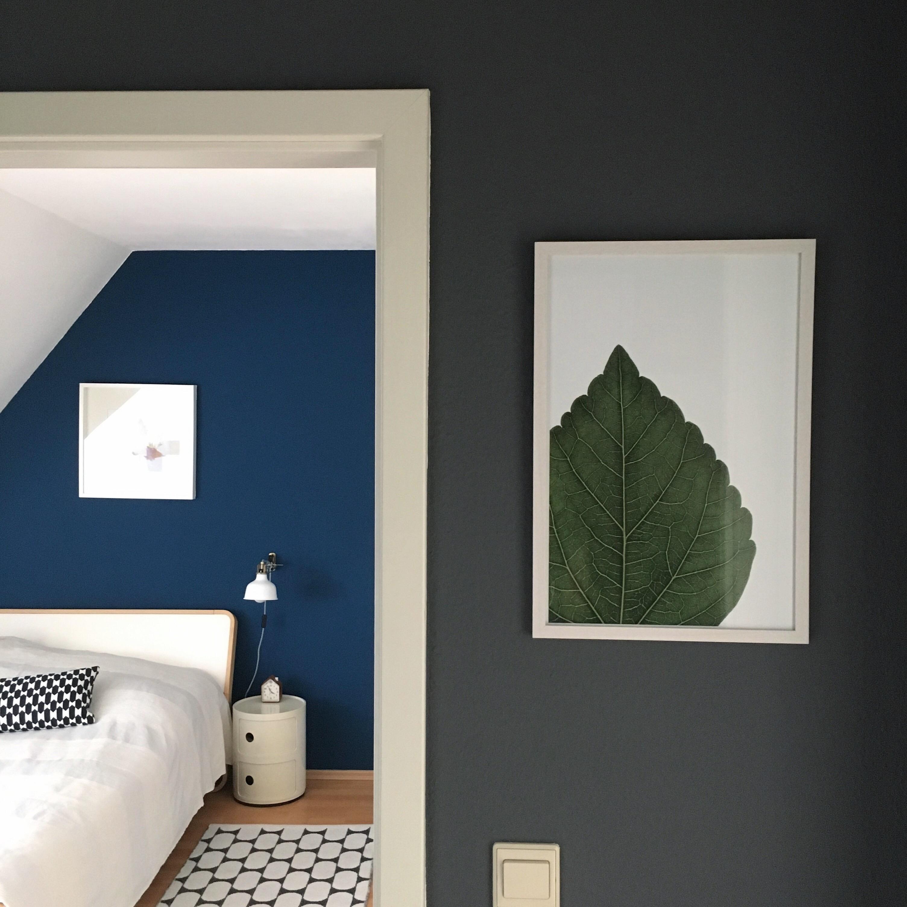 Tapeten Trends 2019 Schlafzimmer. Schlafzimmer Nussbaum