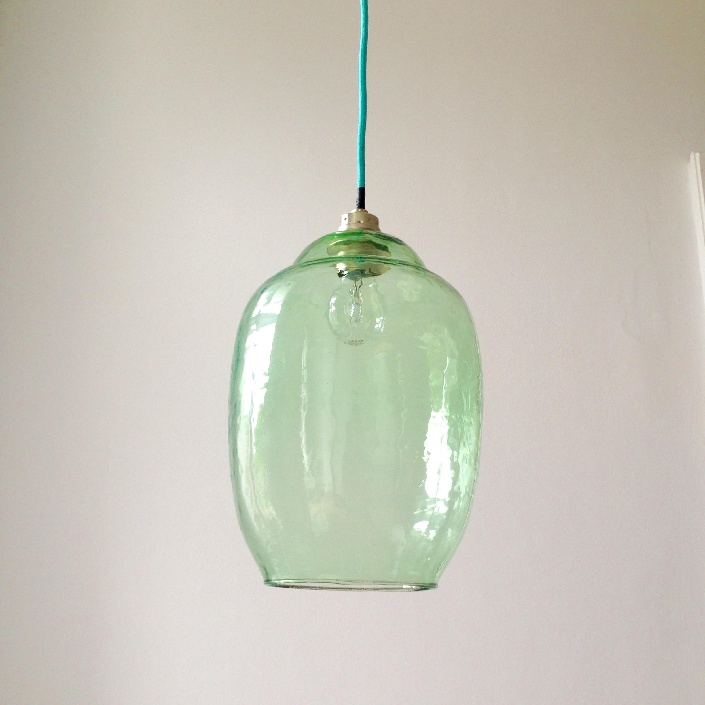 #favoritecolour #green #turquoise #lamp #glass