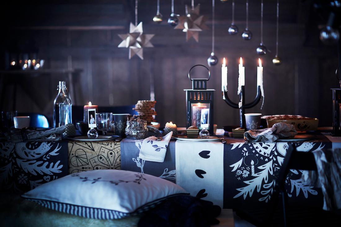 Ikea Weihnachtsdeko festliche tafel ikea weihnachtsdeko inter ikea sy