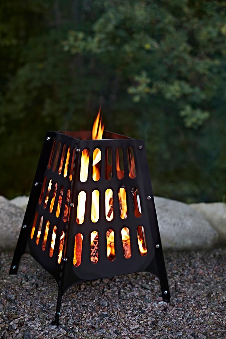 Terrasse Feuerstelle feuerkorb aus stahl terrasse feuerstelle ikea te