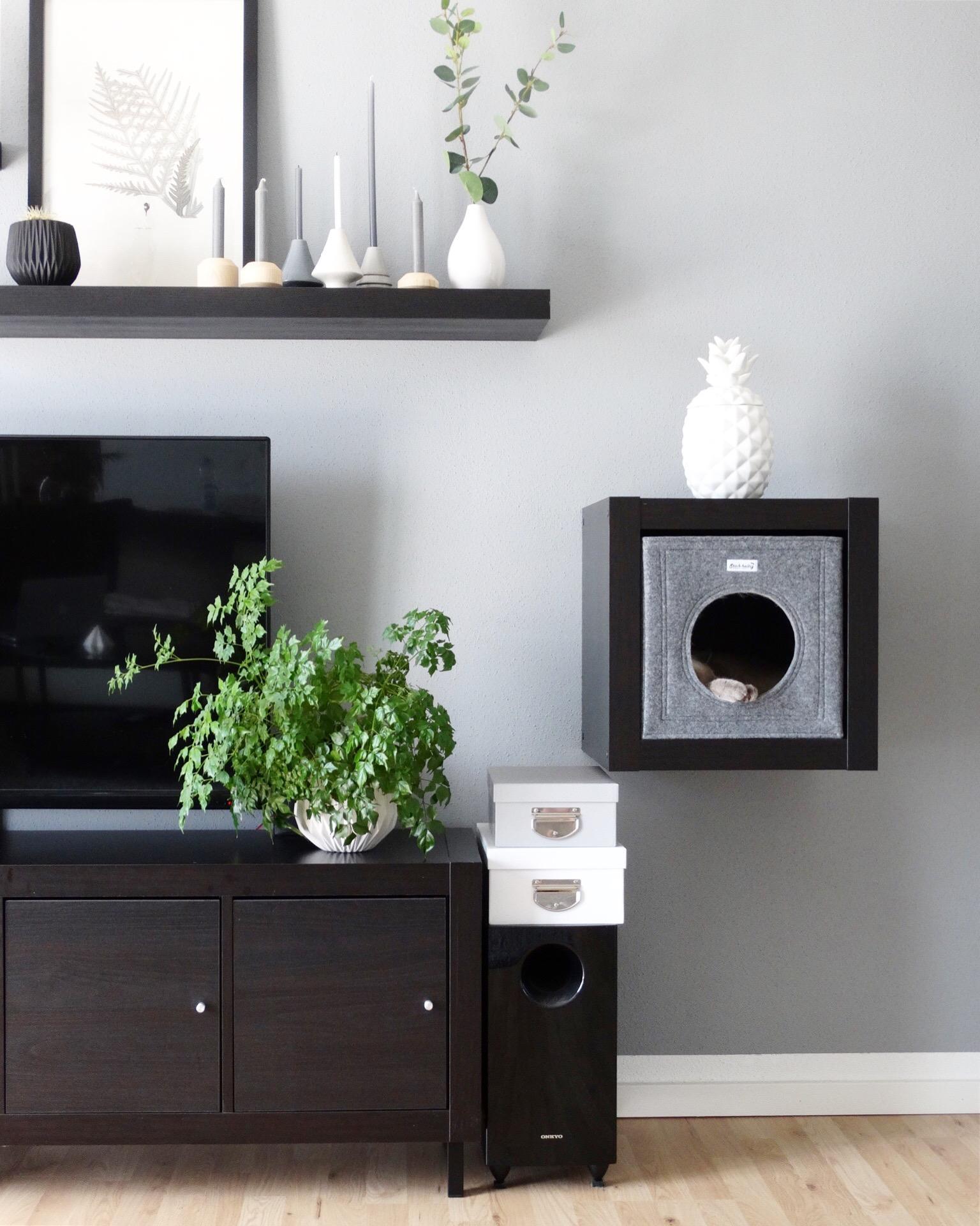 Ikea kallax bilder ideen couchstyle for Kallax ideen wohnzimmer