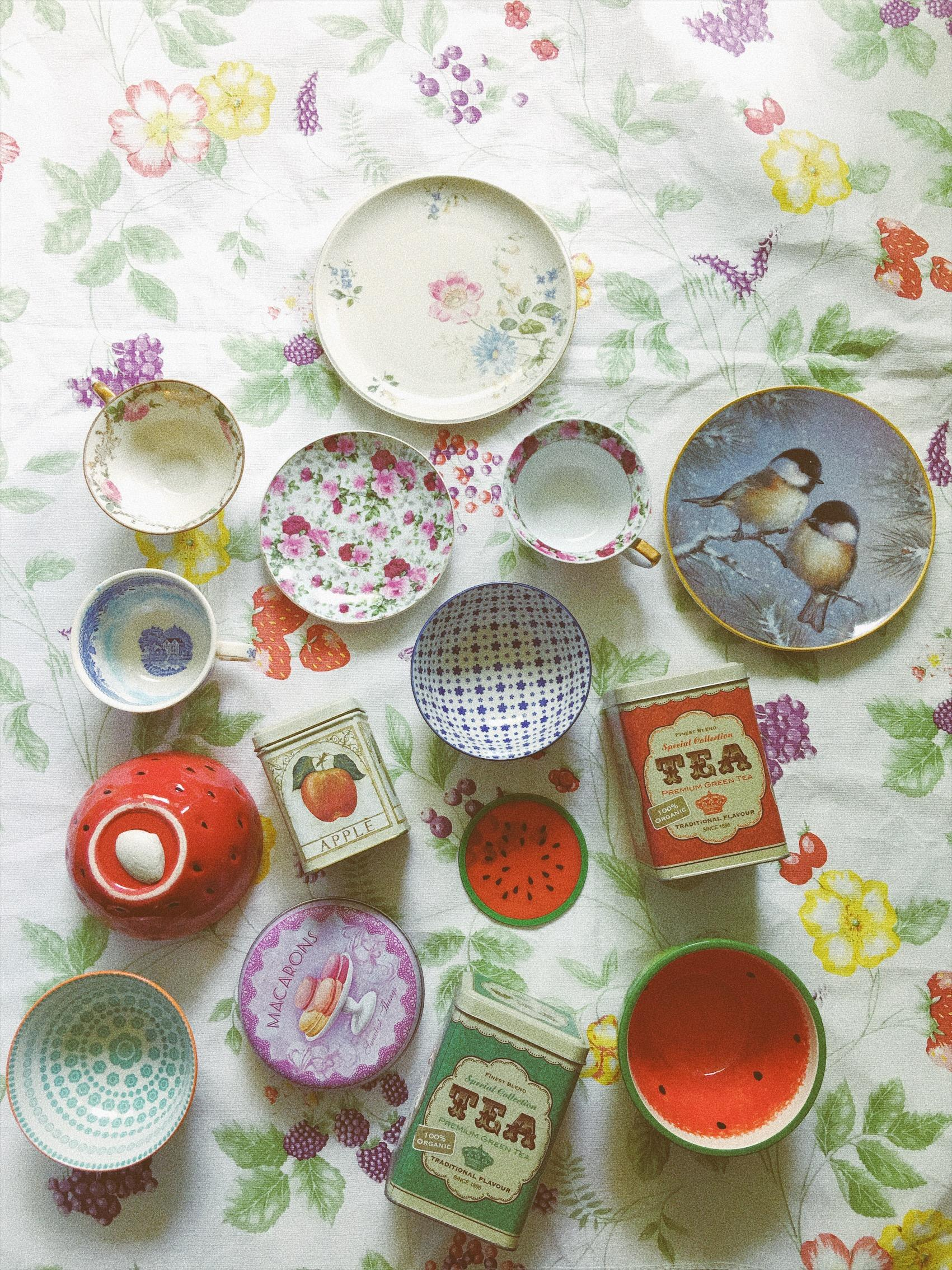 #flatlay#beauty#vintage#home#decor#deco