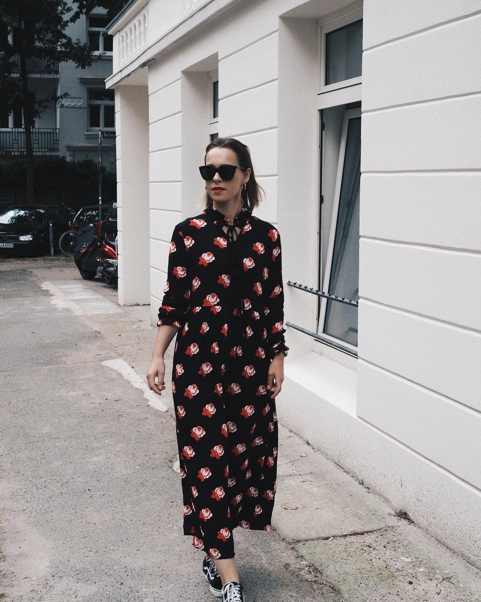 Flowerdress fashion streetstyle ganni summer summerdress fashioncrush  addb65b3 8606 48b8 b508 ca6092c49490