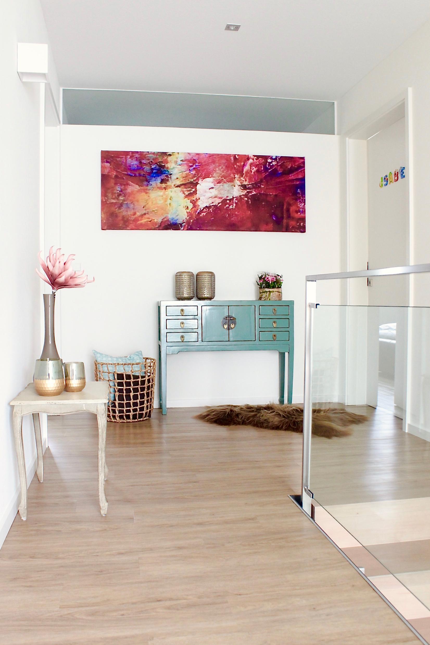 Flur bilder ideen couchstyle for Flur streichen ideen