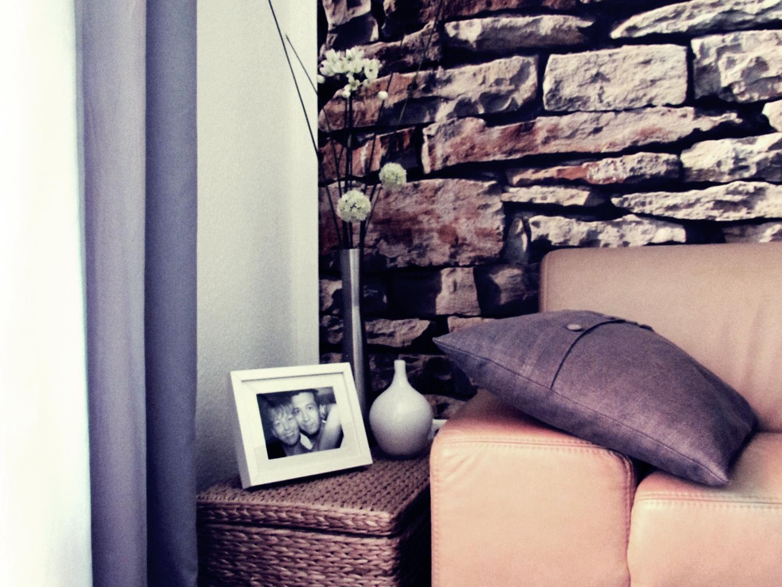fototapete im livingroom wohnzimmer fototapete wa. Black Bedroom Furniture Sets. Home Design Ideas