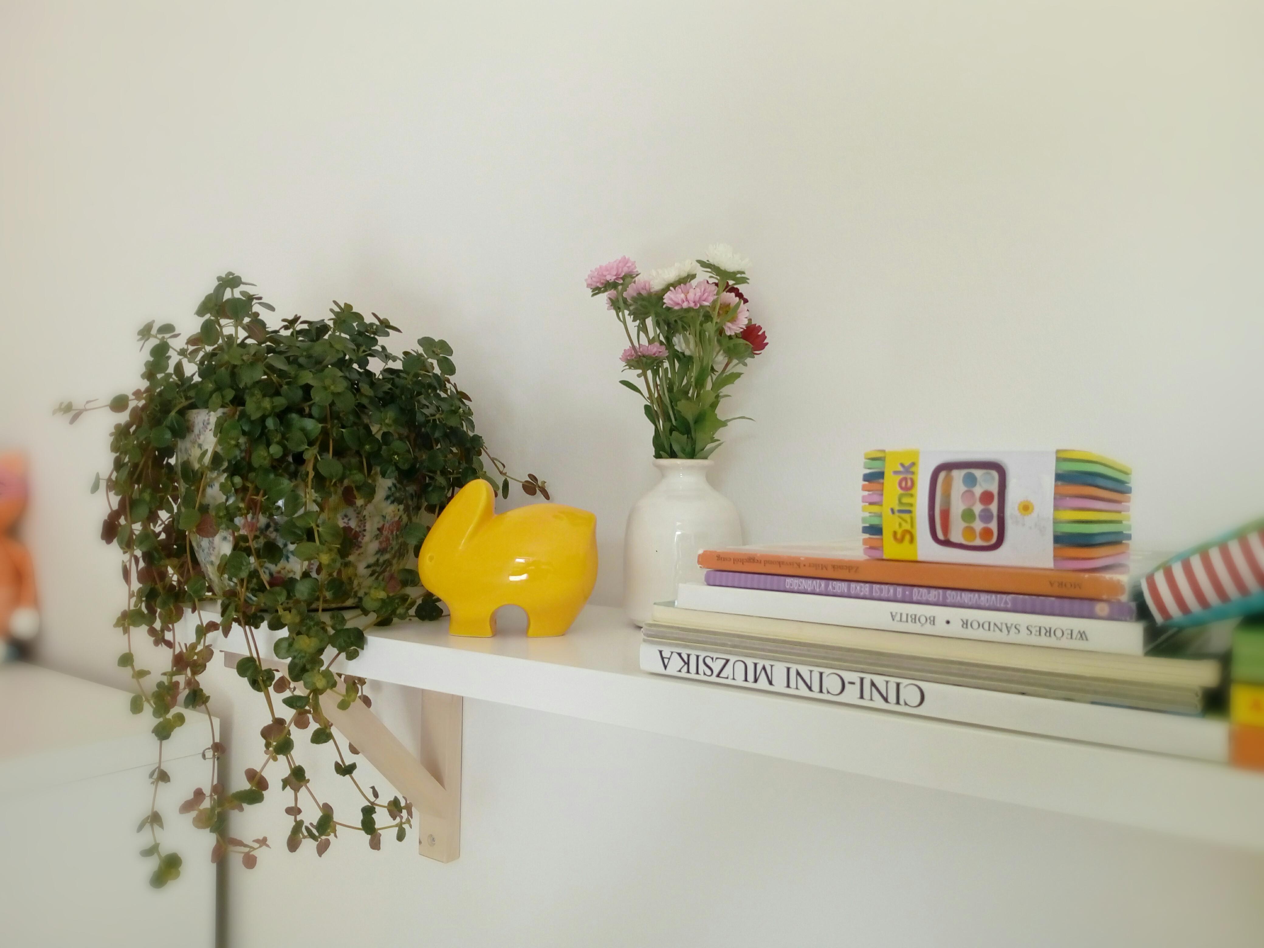 Frische Blumen Im Babyzimmer Blumen Kinderzimm