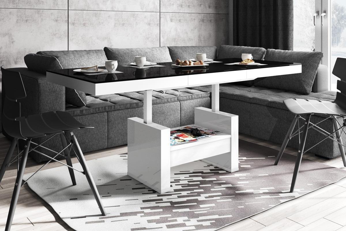 Excellent Ausziehbar Und Couchtisch Tisch With Couchtisch Ausziehbar Und