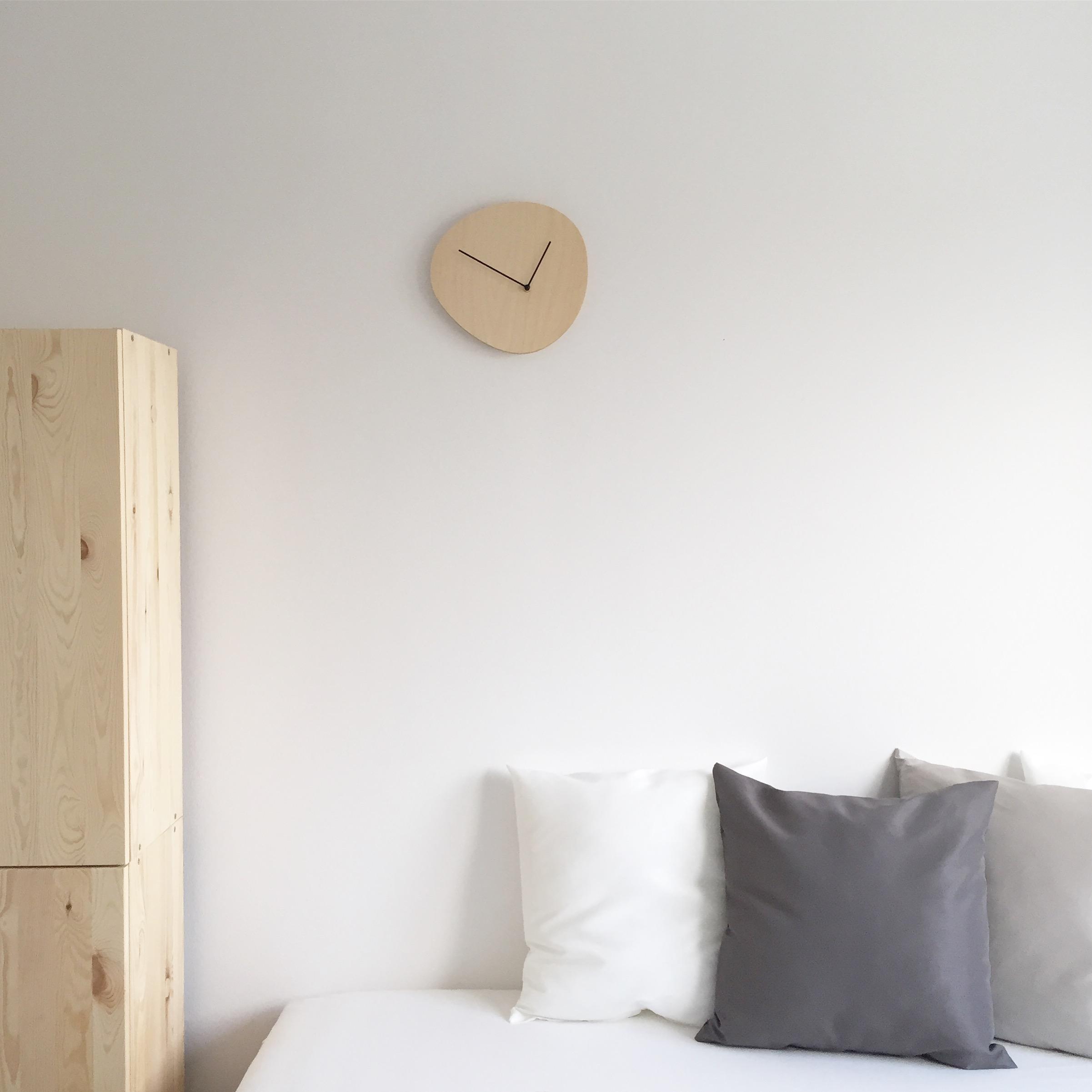 Wanduhren bilder ideen couchstyle for Ikea wanduhr