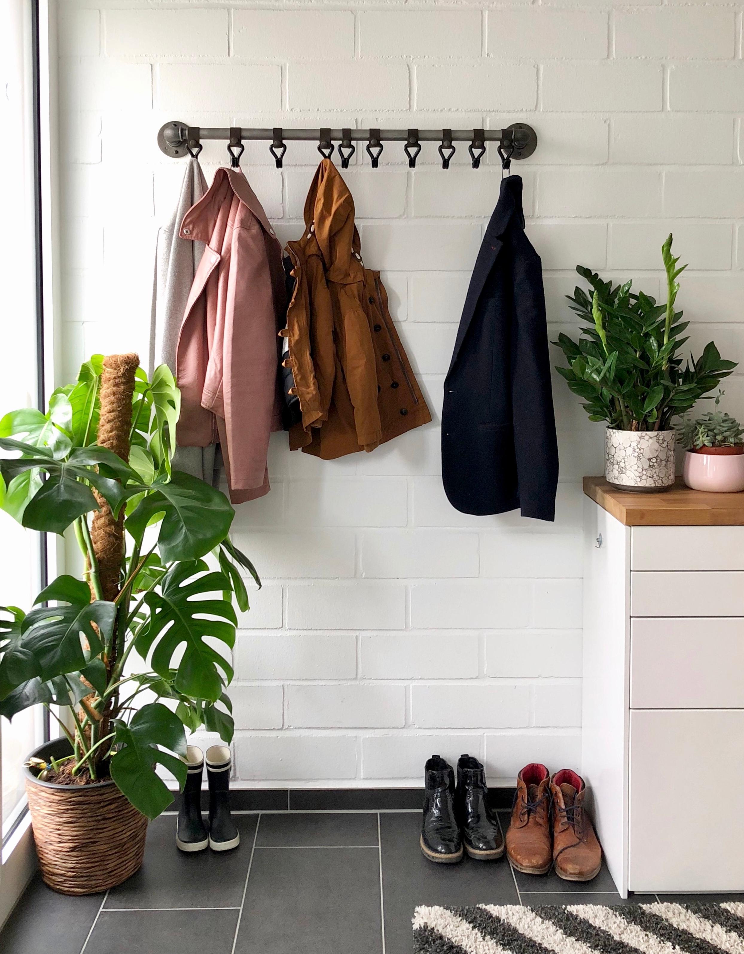 #Garderobe #diy So Einfach Und So Schön.