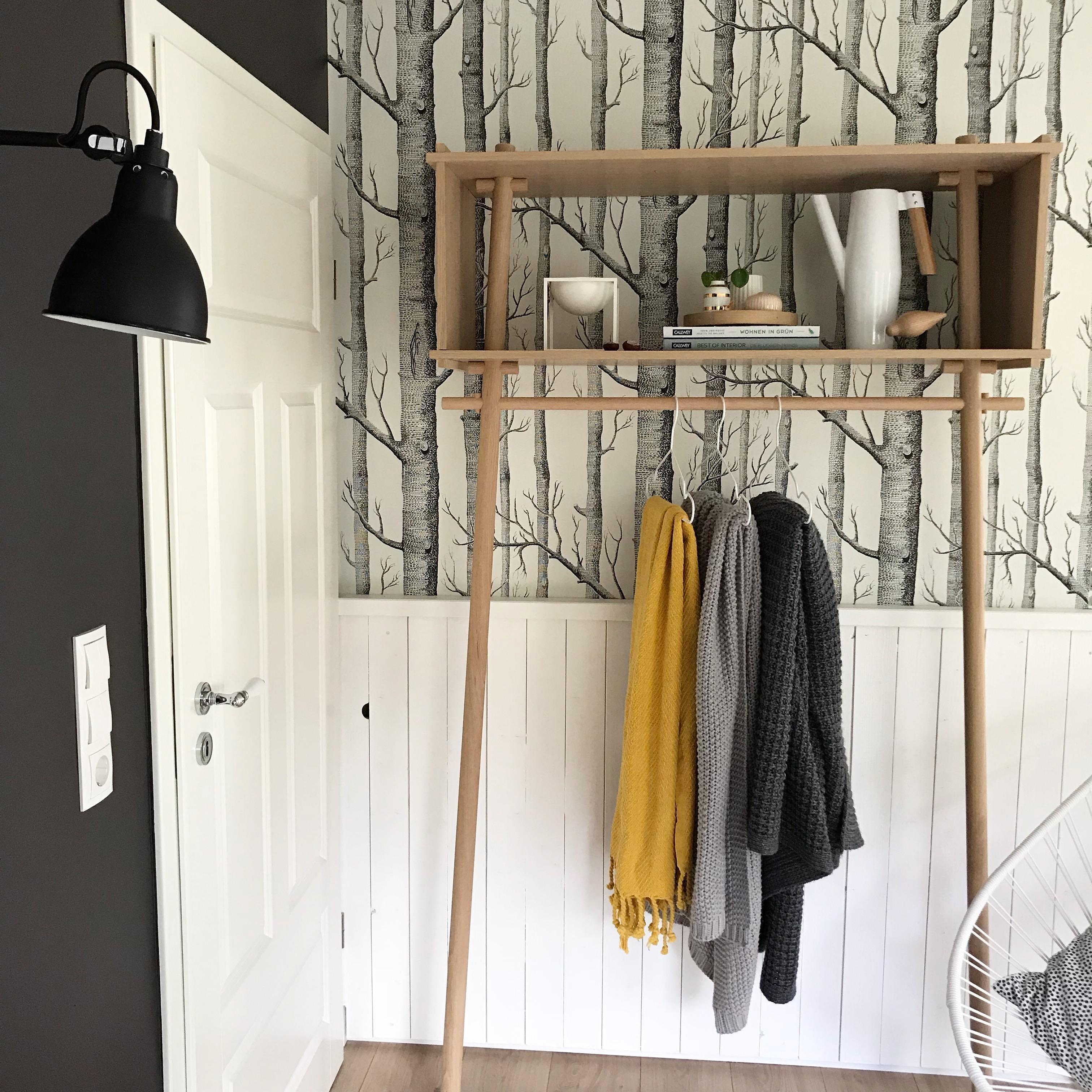 garderoben ideen so schaffst du stilvoll ordnung. Black Bedroom Furniture Sets. Home Design Ideas