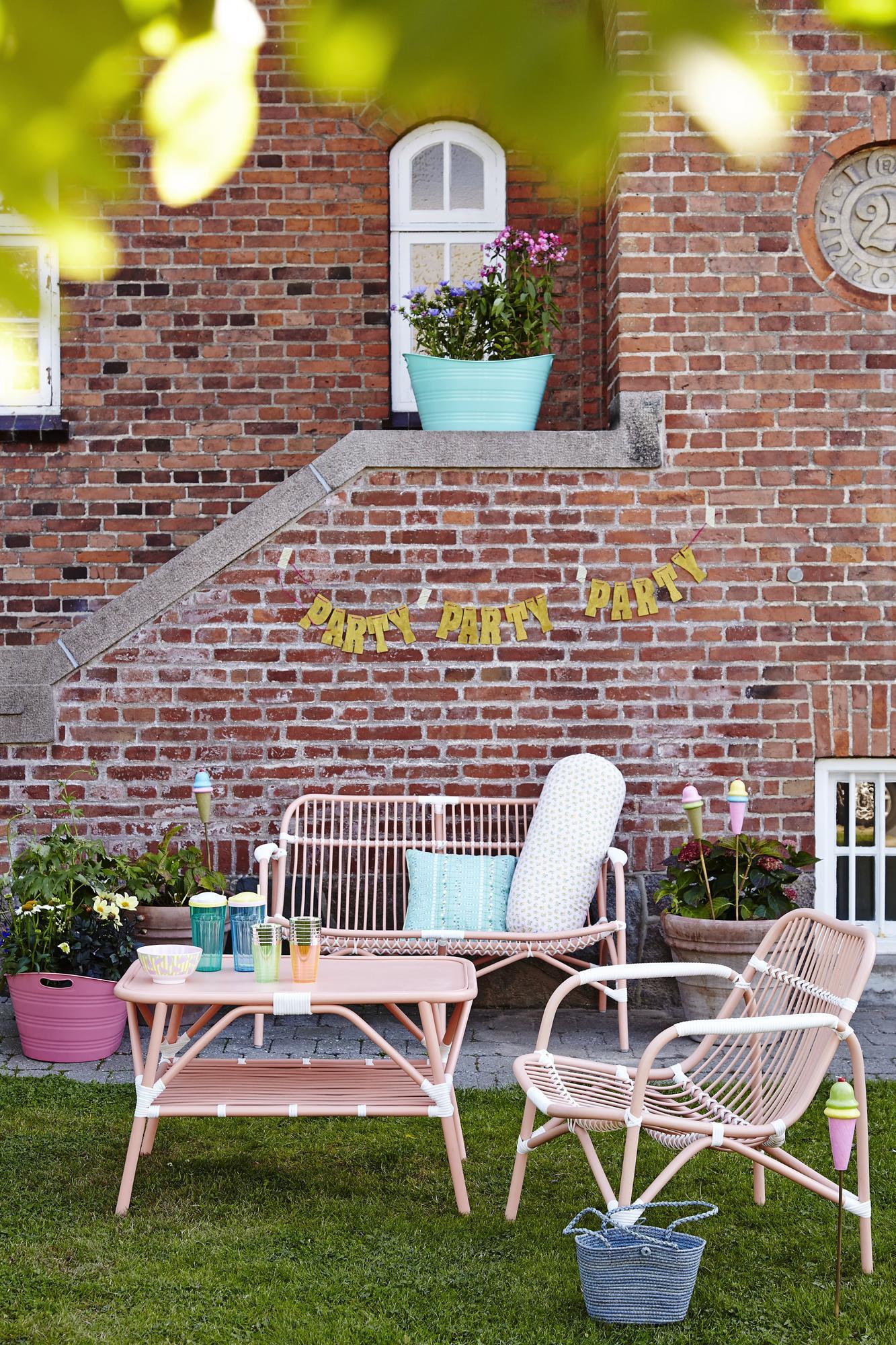 Tischdeko Garten • Bilder & Ideen • COUCHstyle