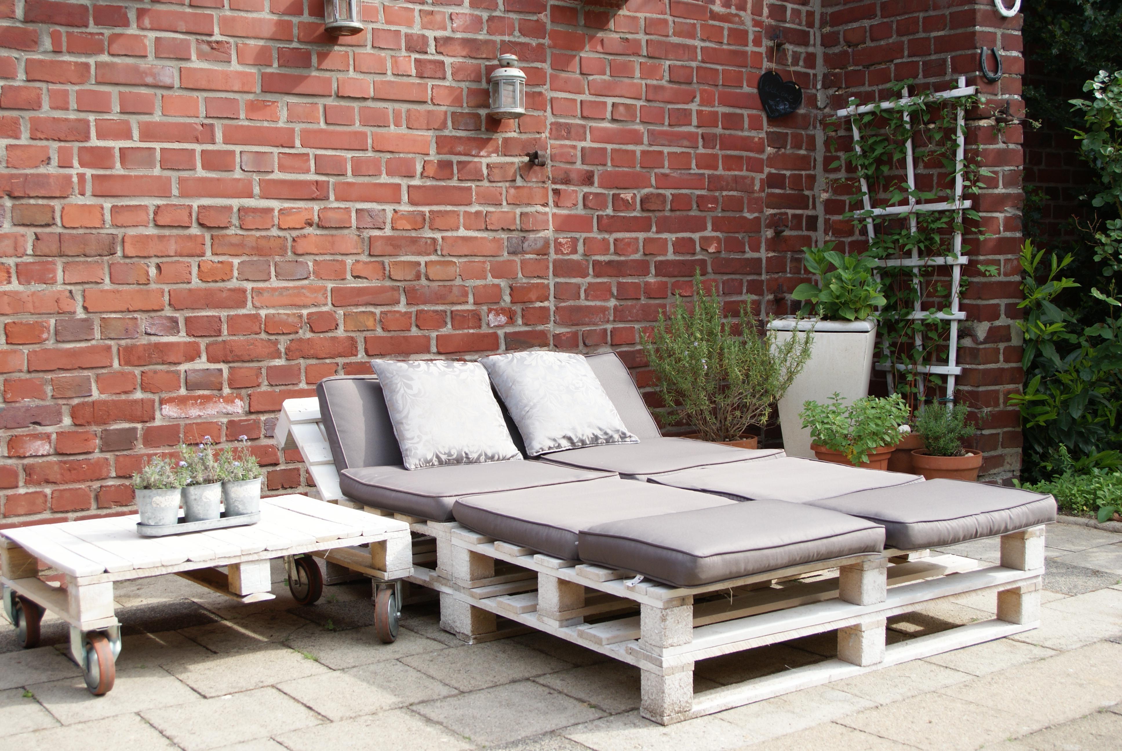 alles paletti: individuelle möbel aus europaletten