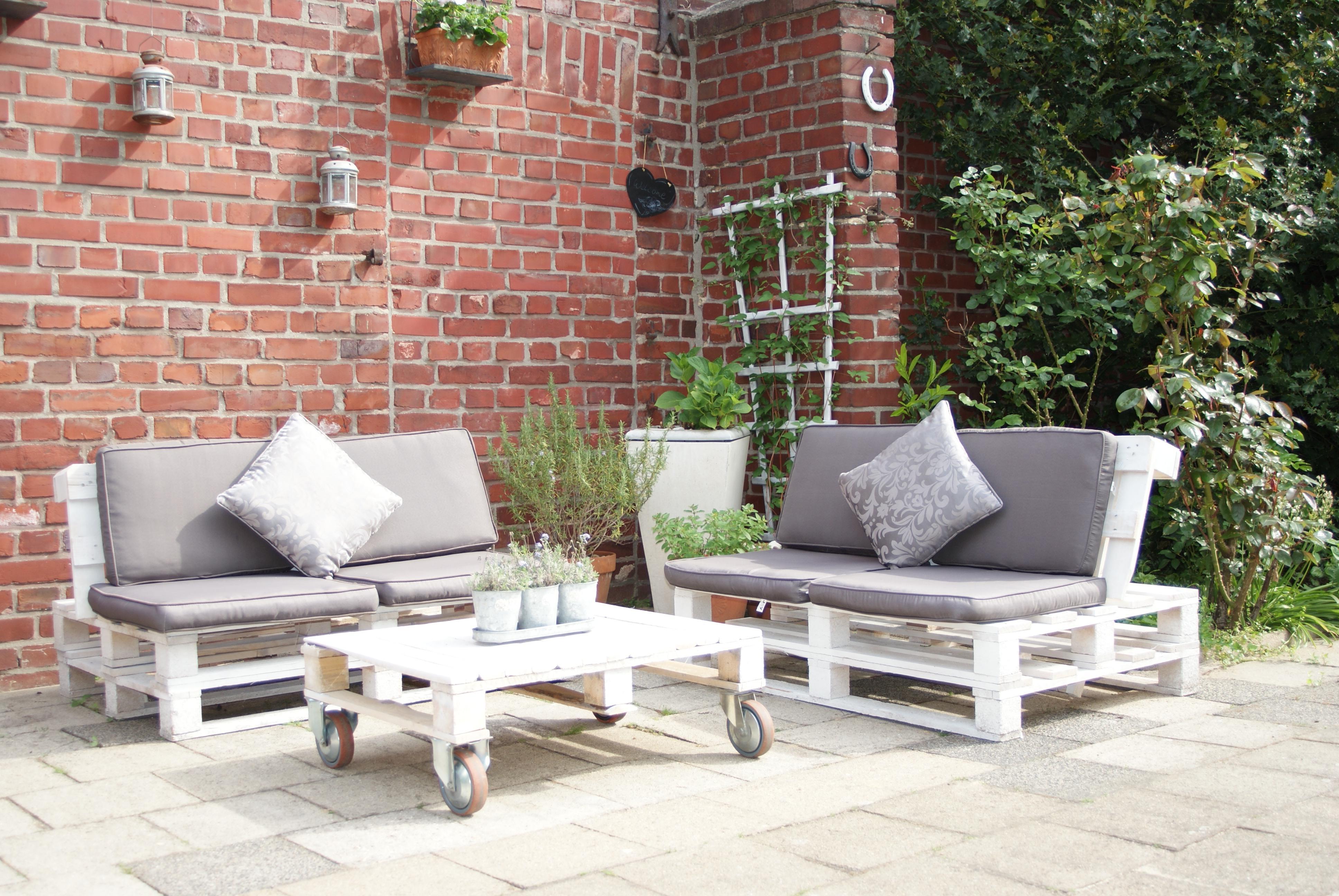 Palettensofa Bilder Ideen Couch