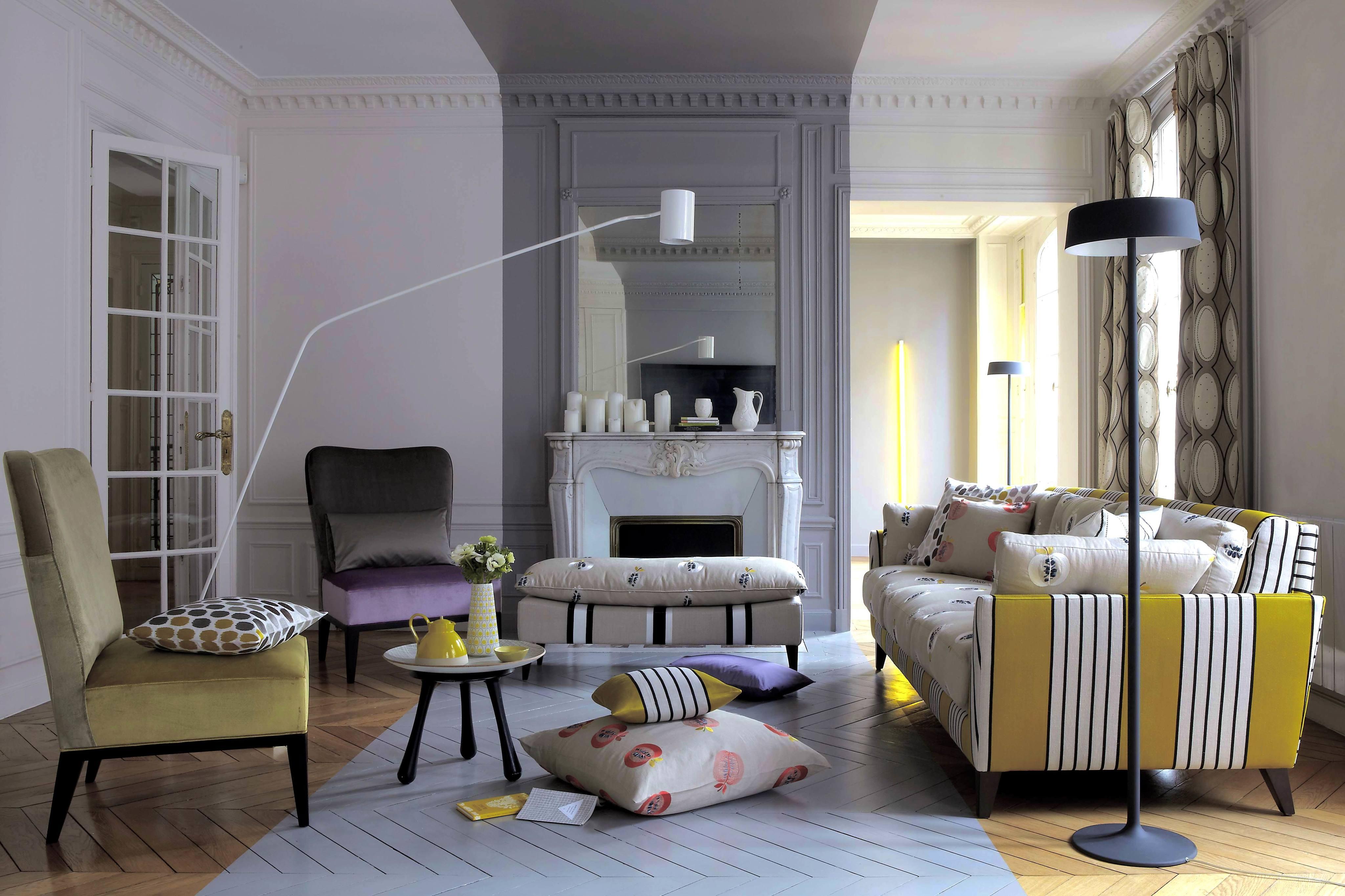 Weisses Wohnzimmer Aufpeppen – Caseconrad