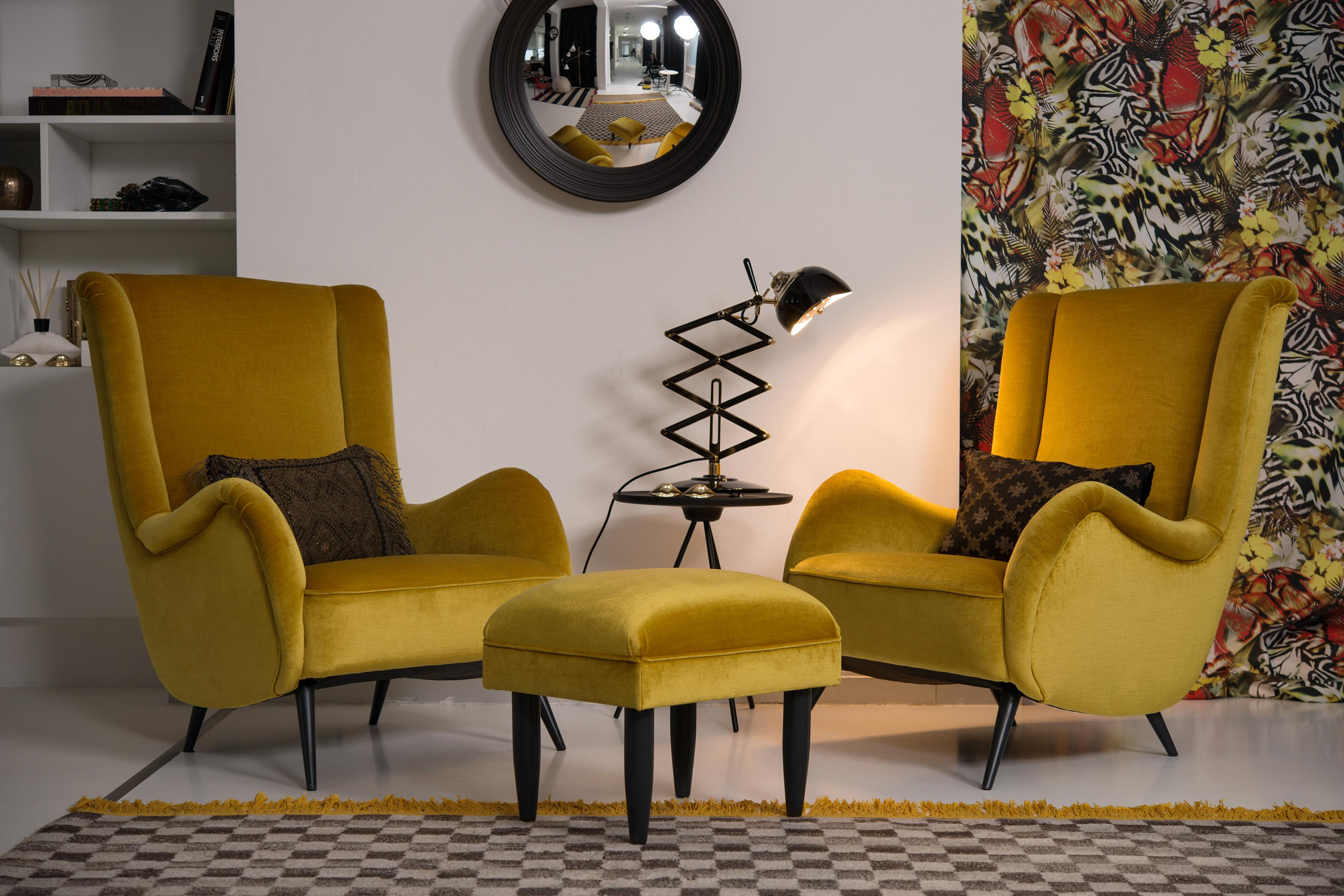 Sitzecke Wohnzimmer Sessel - Zuhause