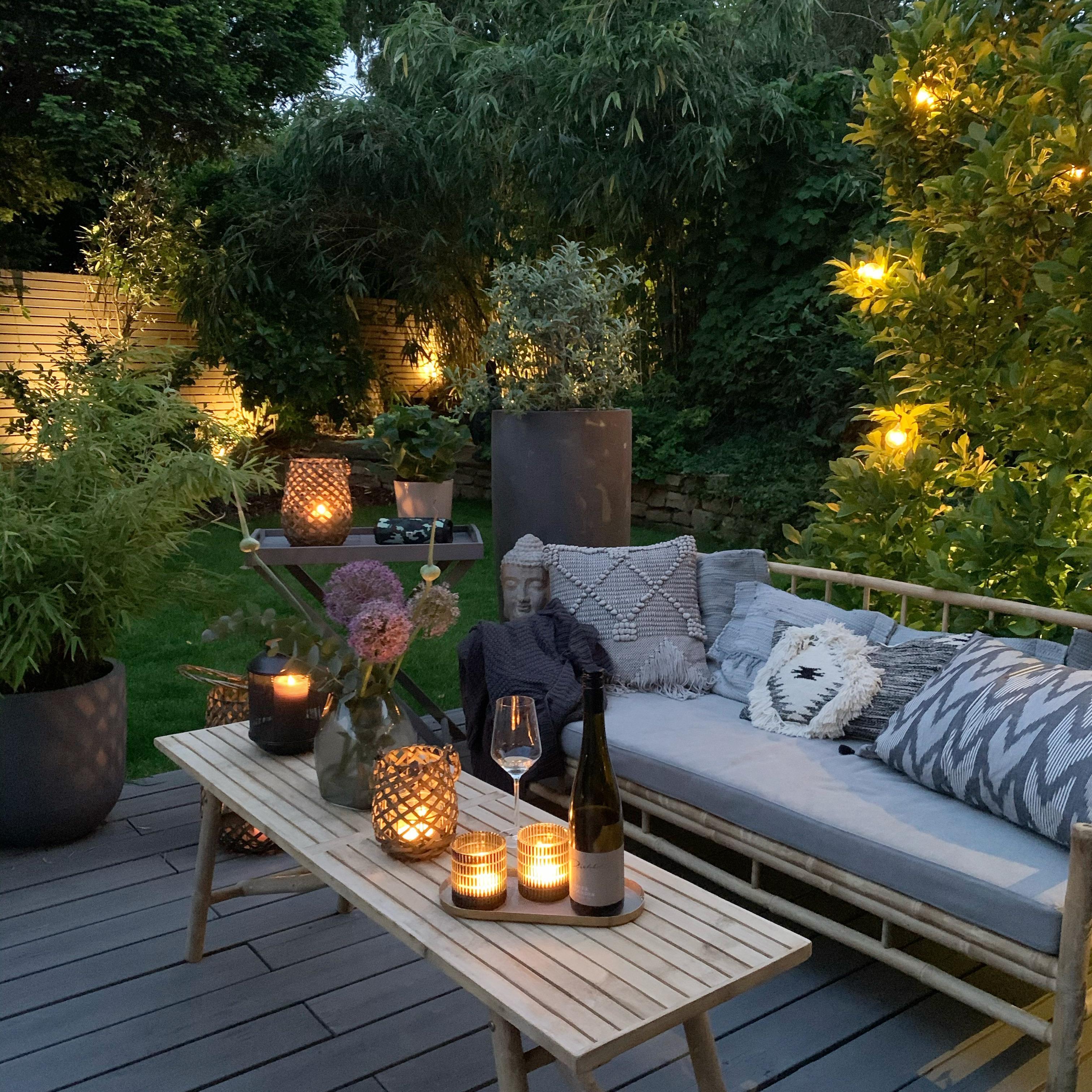 Terrassengestaltung Ideen für deinen Outdoor Bereich