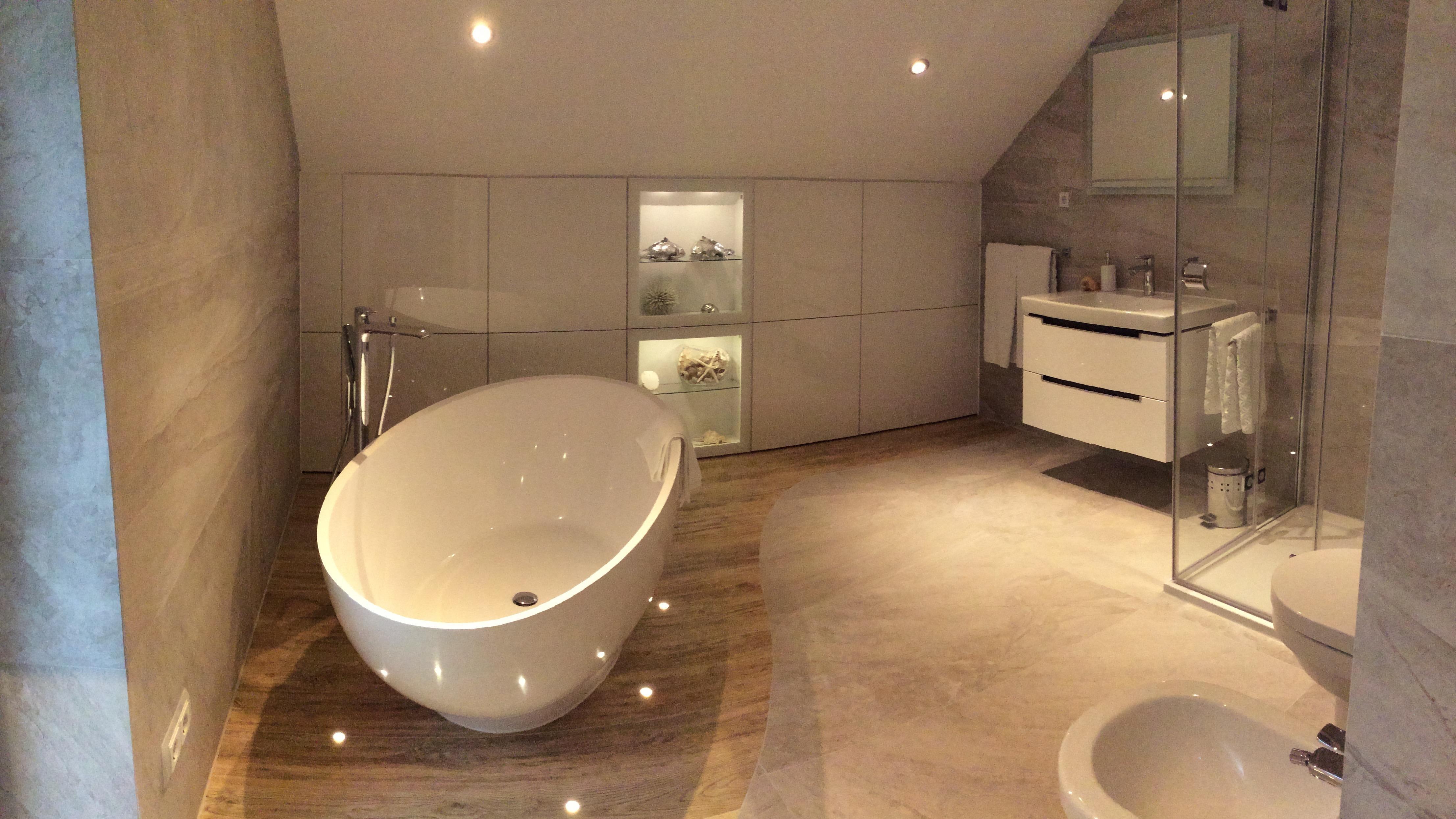 Badezimmer: Egal welche Größe, so machst du es schön!
