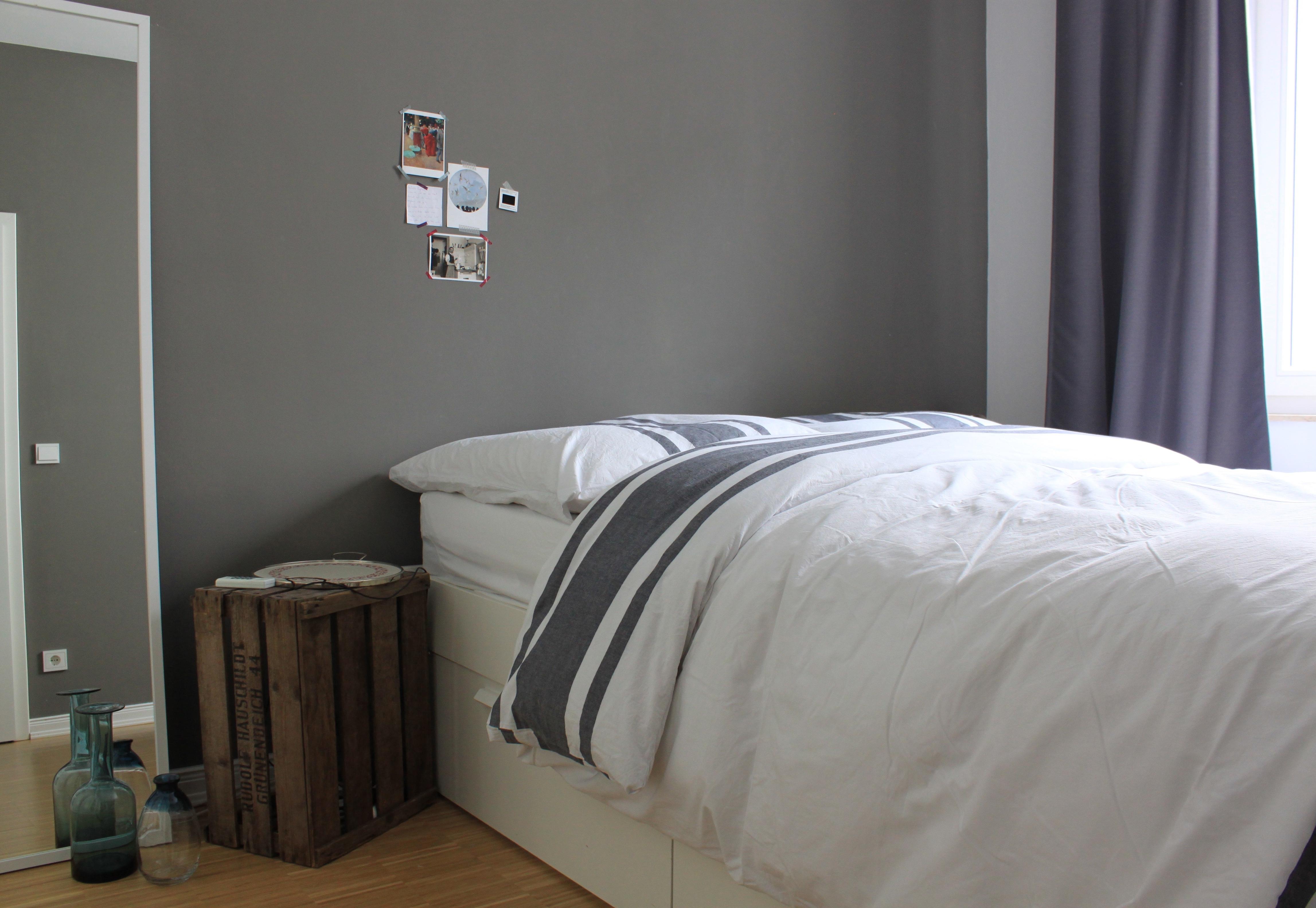 Gemütliches Schlafzimmer #bett ©Melanie • COUCH