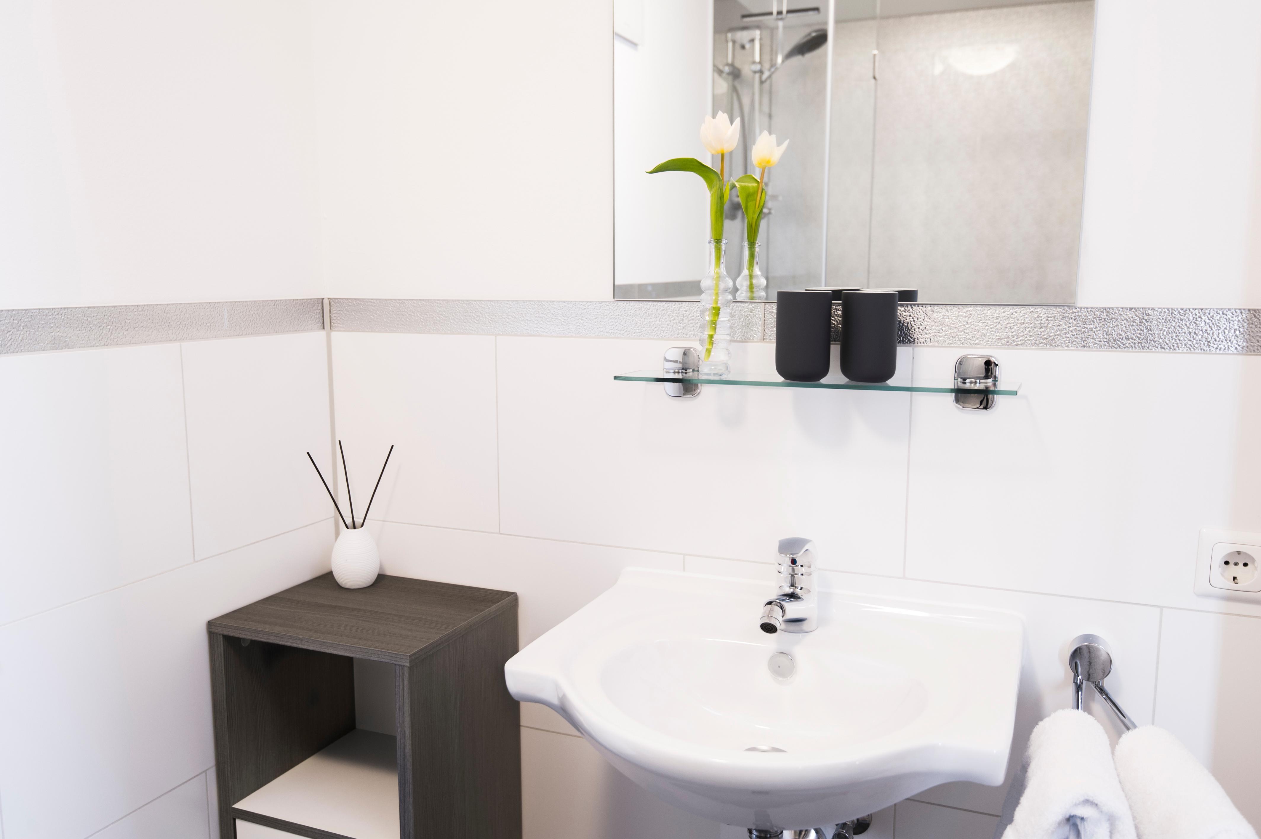 Badezimmer Laminat - Design