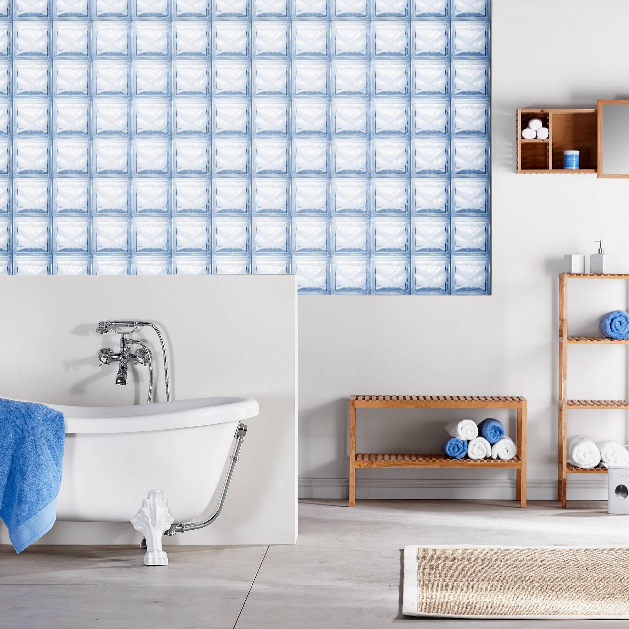 Glasbausteine Im Bad glasbausteine für mehr helligkeit im bad bad badew