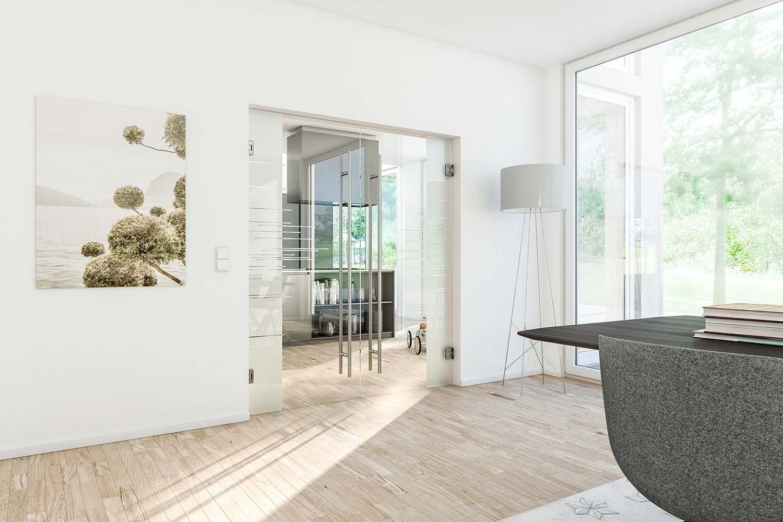 Glastür Bilder Ideen COUCHstyle - Wohnzimmer glastur