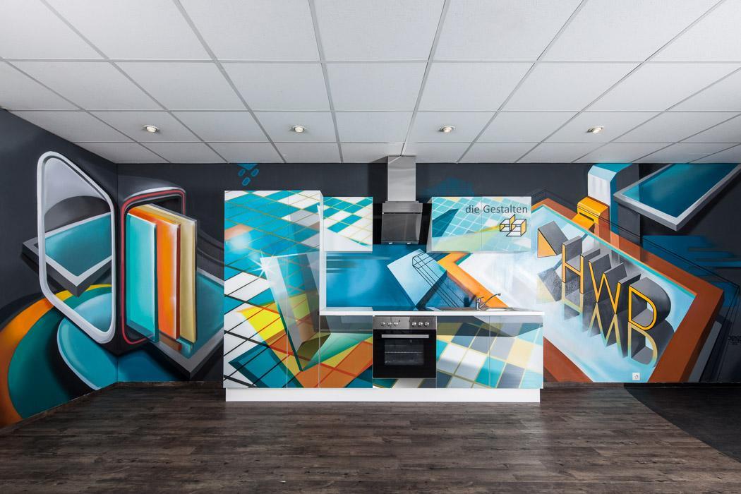 graffiti wohnzimmer. Black Bedroom Furniture Sets. Home Design Ideas