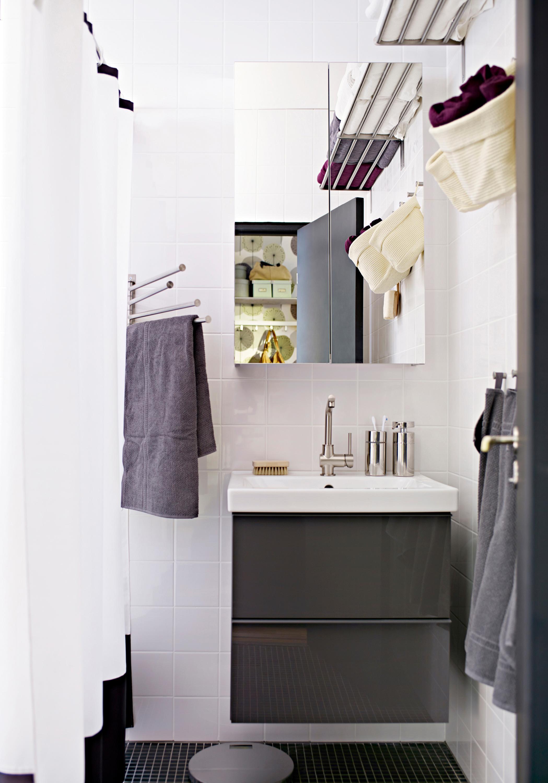 Waschbeckenunterschrank: Stauraum schaffen mit COUCH!