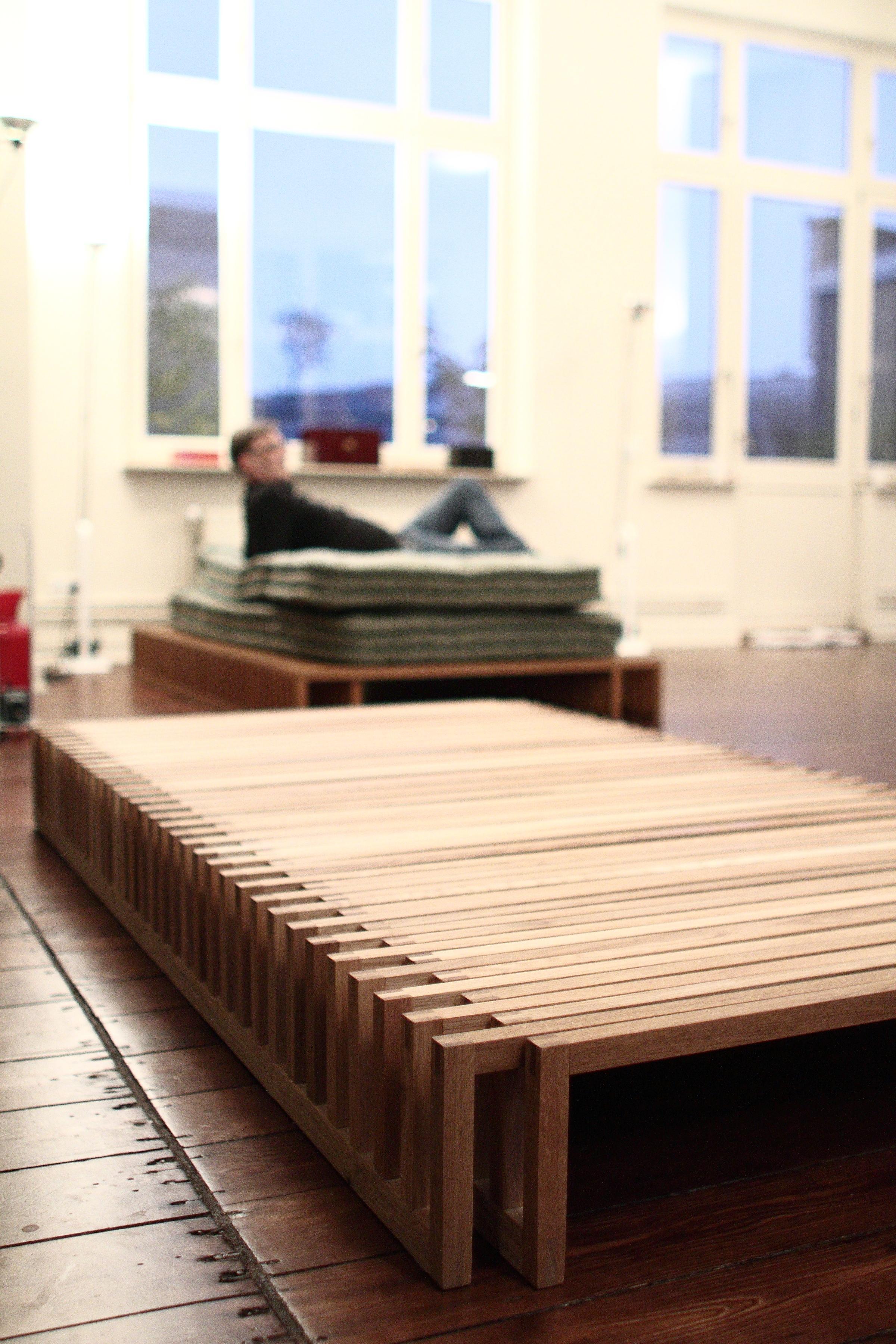 Fabelhaft Hängendes Bett Galerie Von Größenverstellbares Yin Yang #bett #schlafzimmer #skandistyle #stapelbett