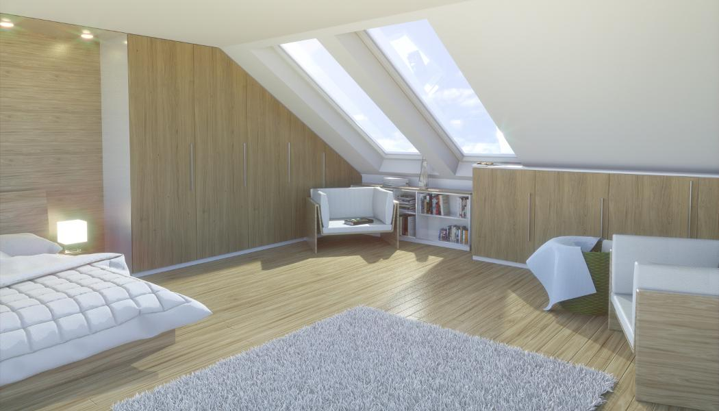 Dachschragen Aufbewahrung Bilder Ideen Couch