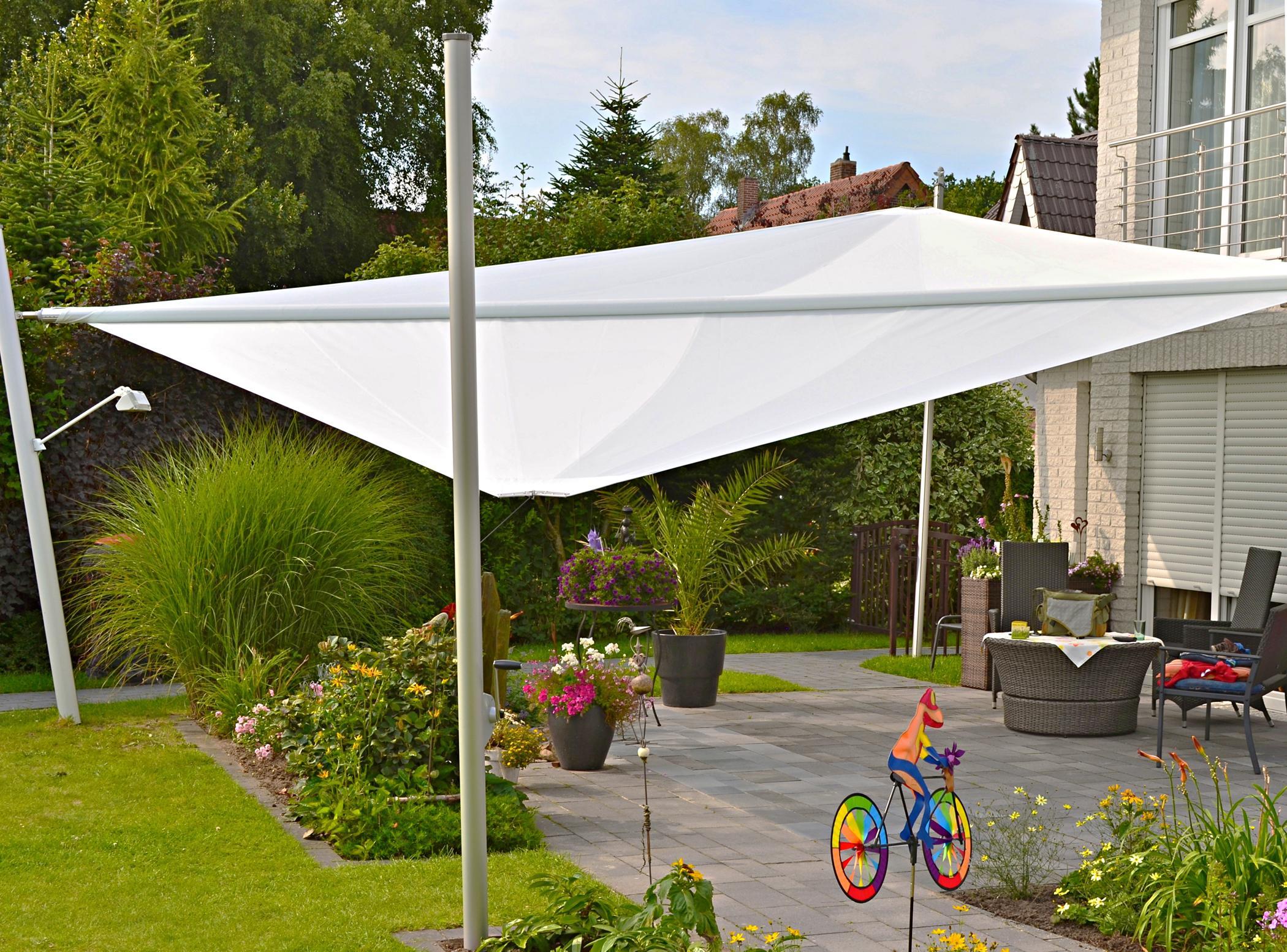 sonnensegel good sonnensegel with sonnensegel das. Black Bedroom Furniture Sets. Home Design Ideas