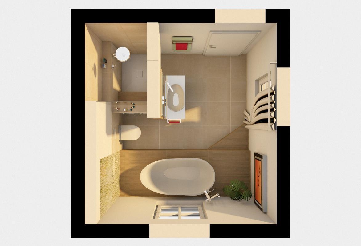 Beautiful Grundriss 3D Badezimmer #grundriss #badezimmergrundriss ©my Lovely BATH  Planer Design Inspirations