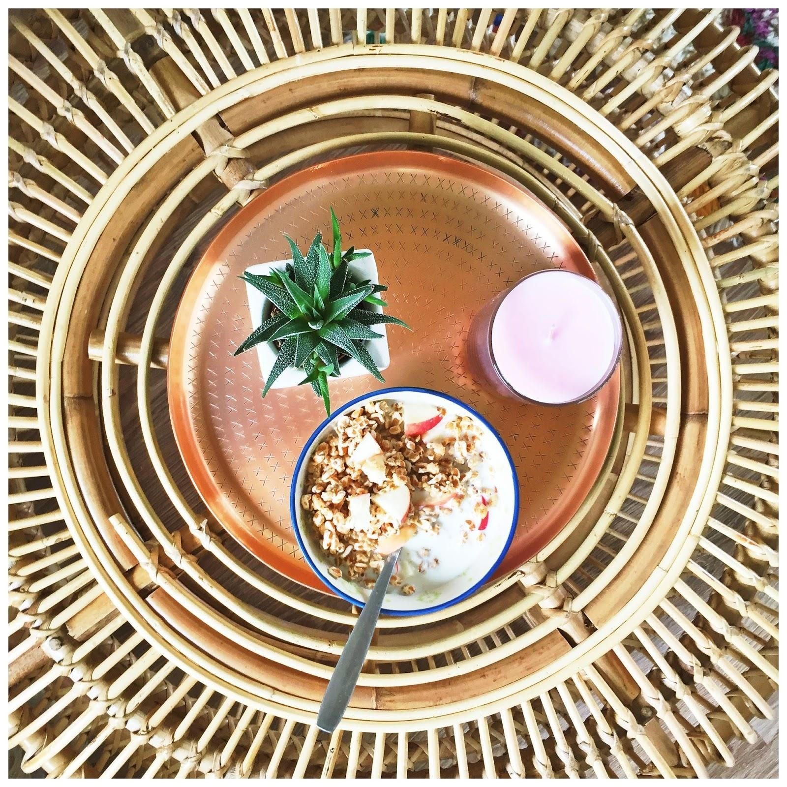 Großartig Guten Morgen Frühstück Galerie Von Morgen! Kleines Frühstück Auf Meinem #couchtisch. Oh