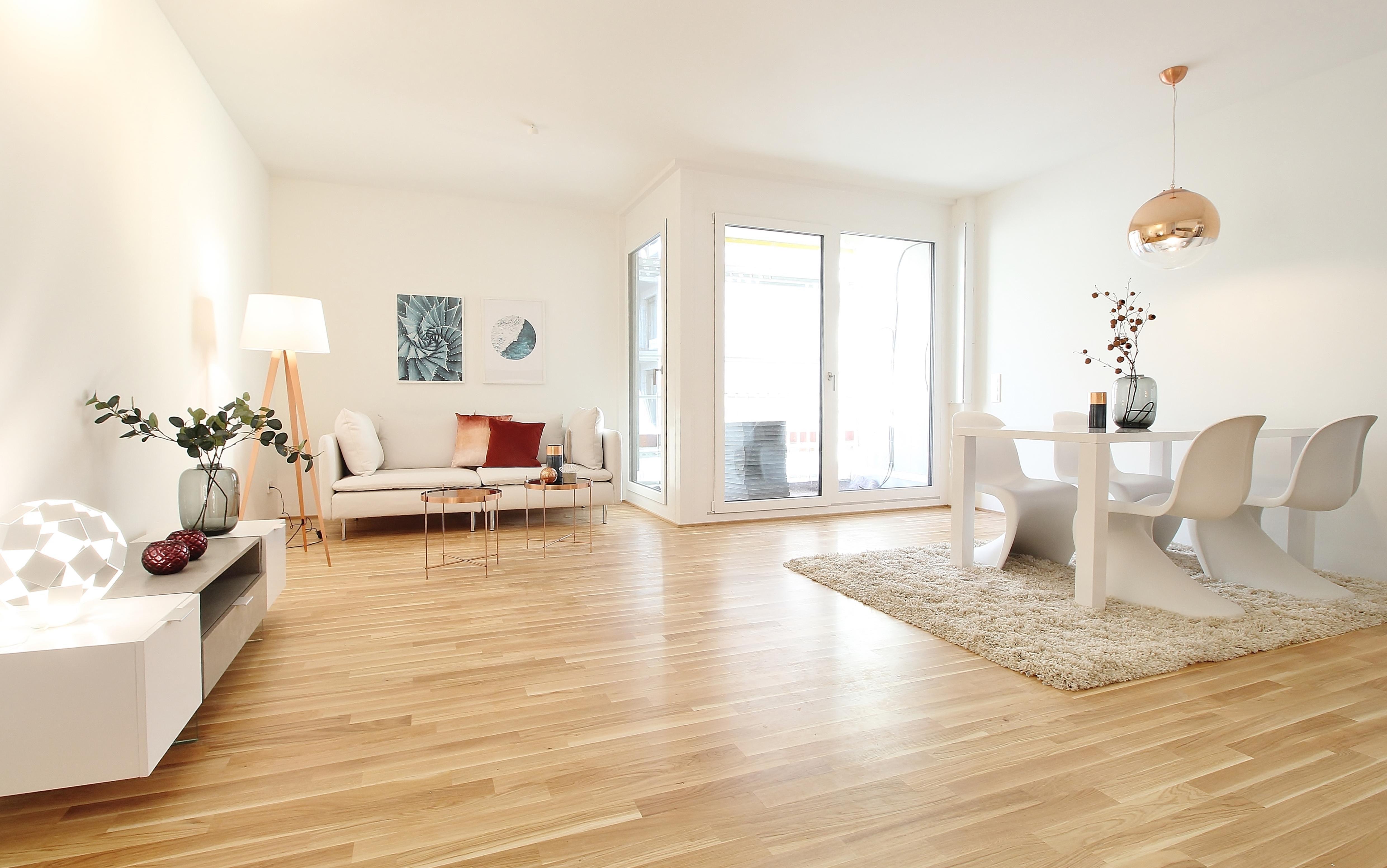 Offener Wohn Und Essbereich Bilder Ideen Couch