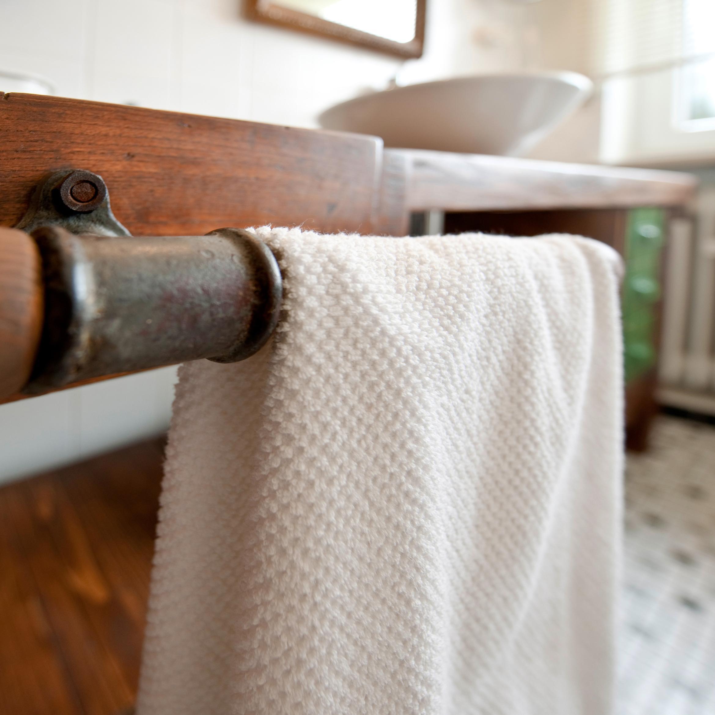 Handtuchhalter • Bilder & Ideen • COUCH