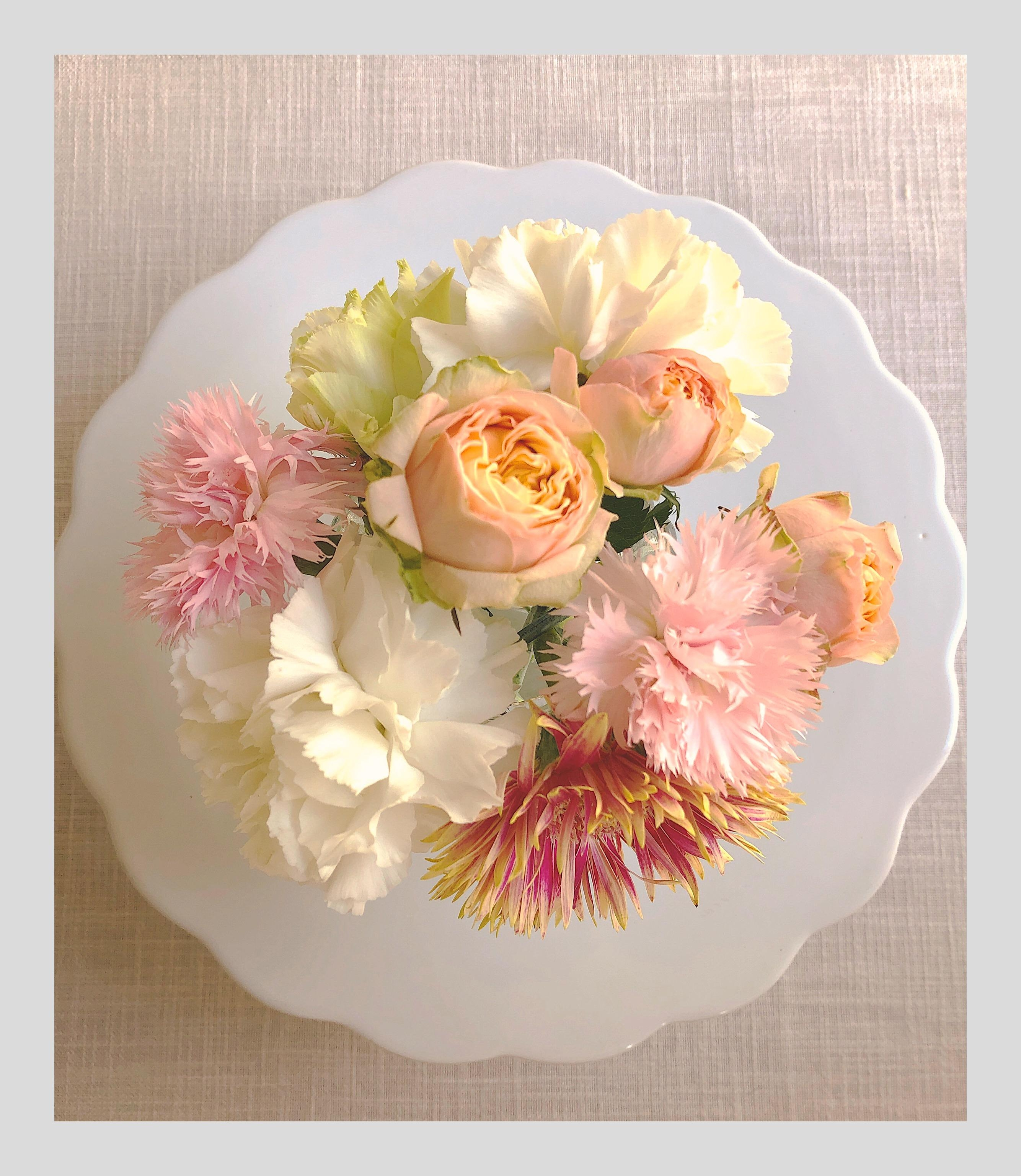 Happy #freshflowerfriday ! #Blumen #flowers #blumendeko #pastell