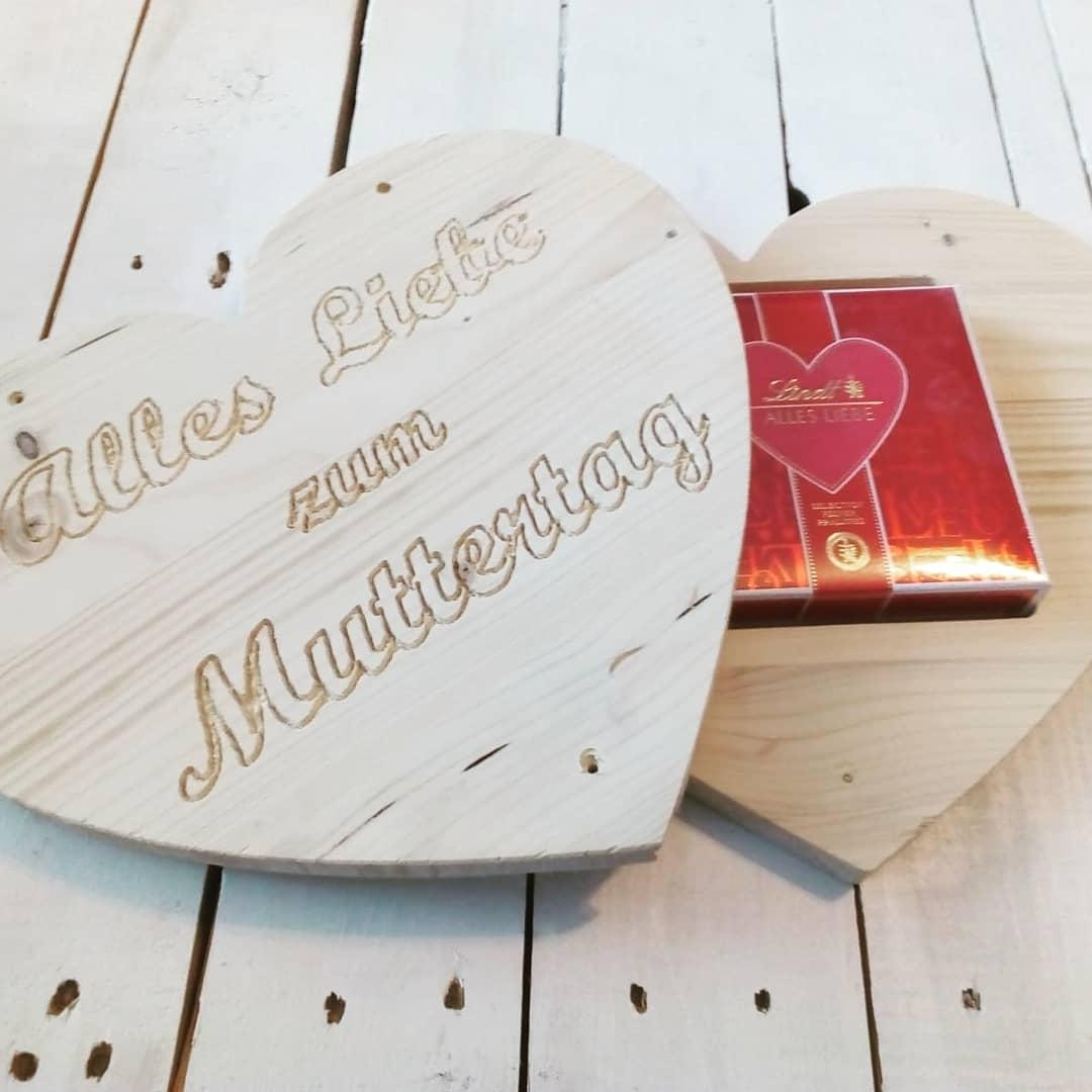 Happy Mothersday! <3 Geschenkbox ist #selfmade #diy