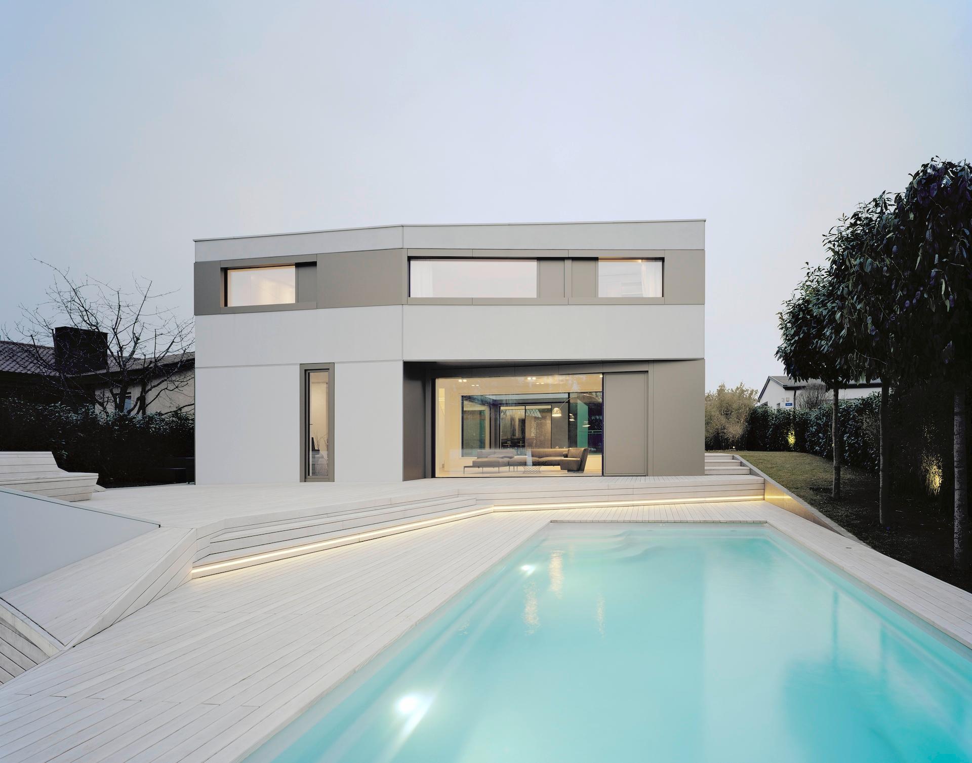 Terrasse Am Pool Bilder Ideen Couch