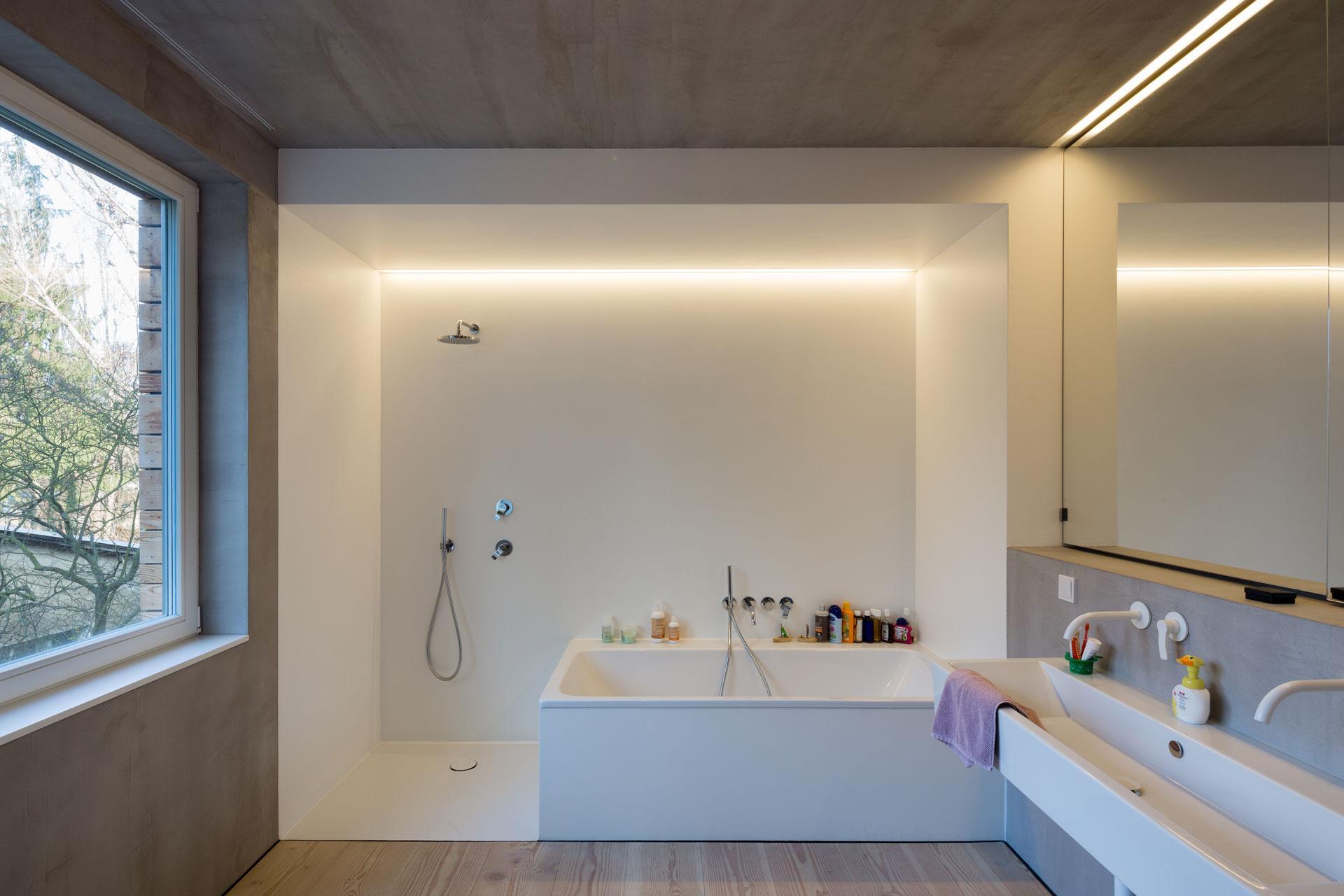 Badezimmer Berlin | Haus Schontal Berlin Bodenbelag Bad Badezimmer S