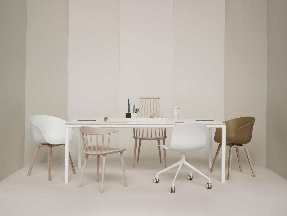 Hay Stühle #stuhl #holzstuhl #schalenstuhl #esszimmerstuhl #tisch # Skandinavischesdesign ©www