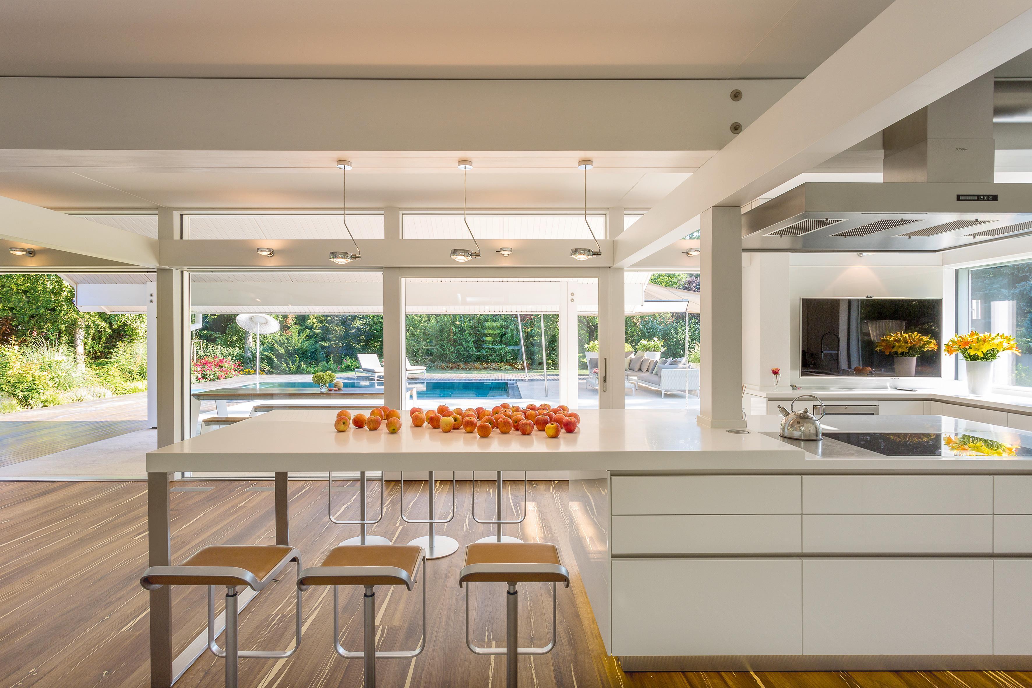 Weiße Kücheninsel • Bilder & Ideen • COUCH