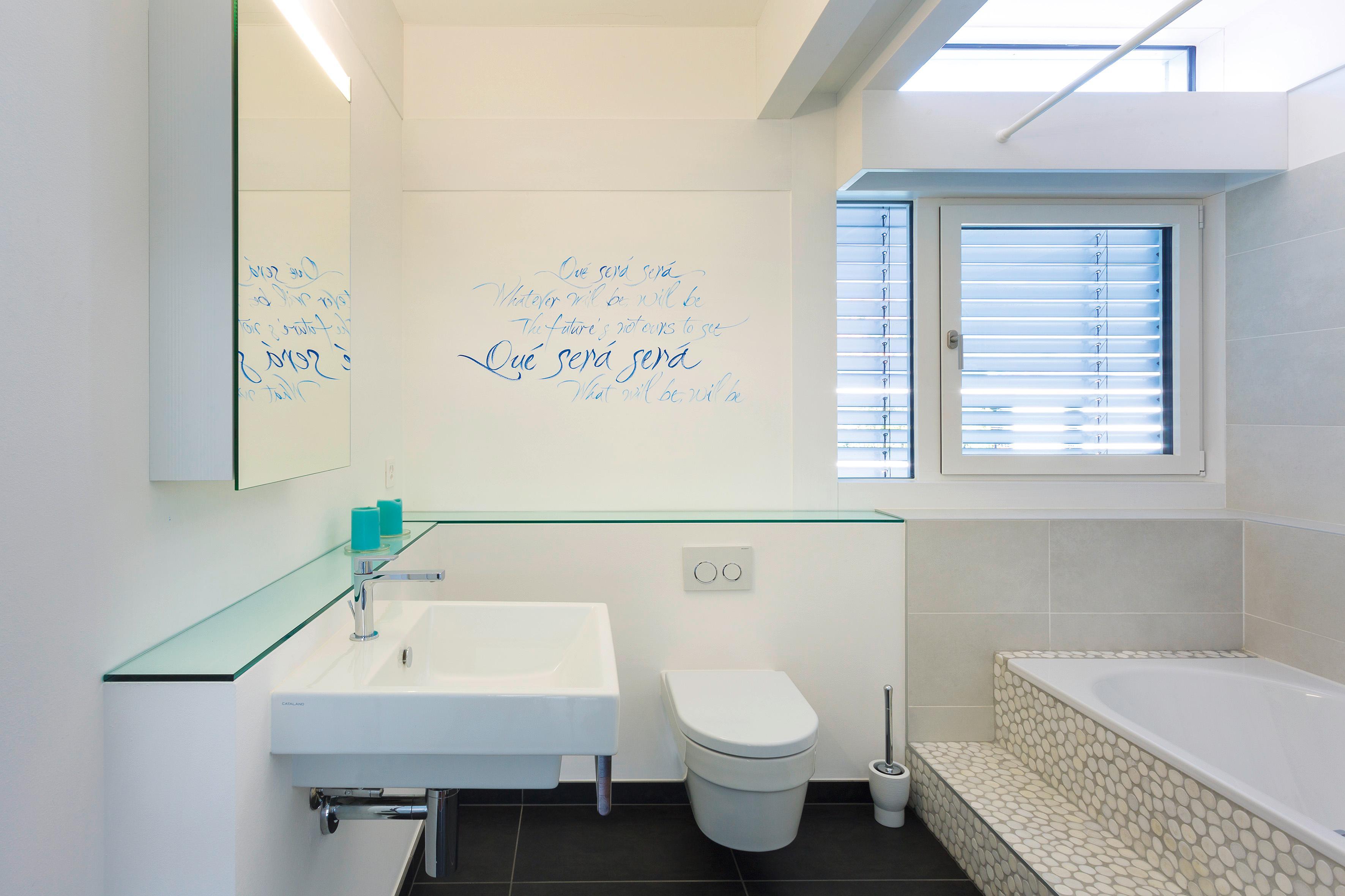 Badezimmer Schiebetür • Bilder & Ideen • COUCHstyle