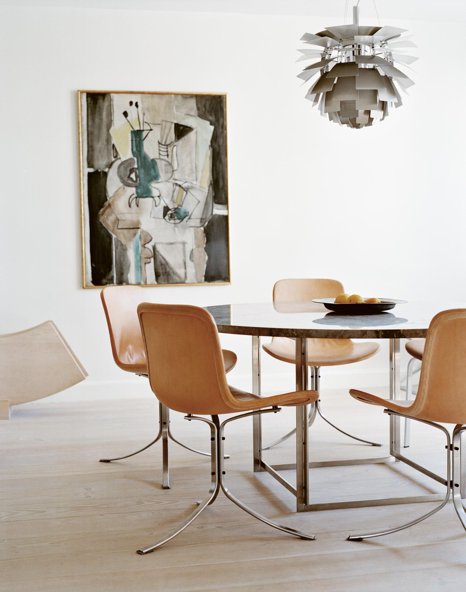Esstisch designermöbel  Einbeiniger Esstisch • Bilder & Ideen • COUCHstyle