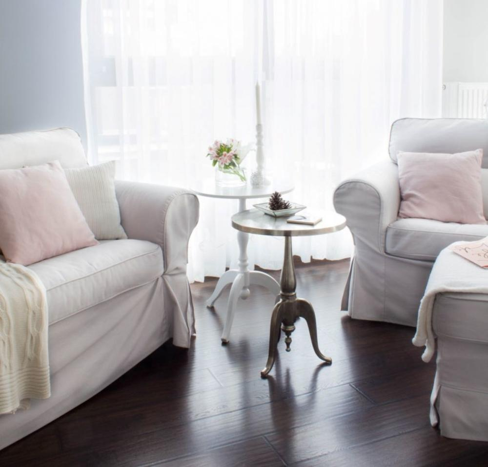 vorhänge • bilder & ideen • couchstyle, Wohnzimmer